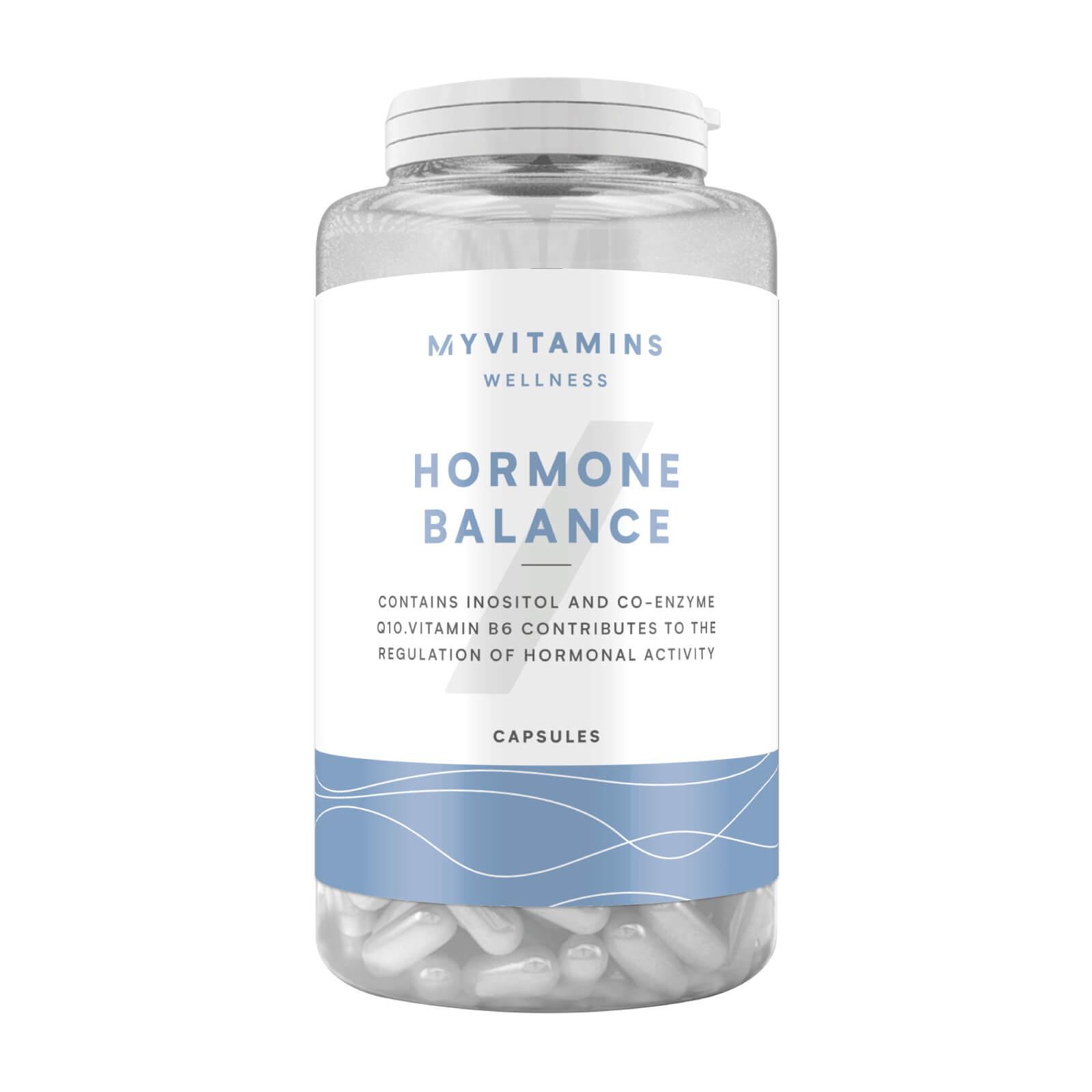 Hormonbalance Kapseln - 60Kapseln - Geschmacksneutral