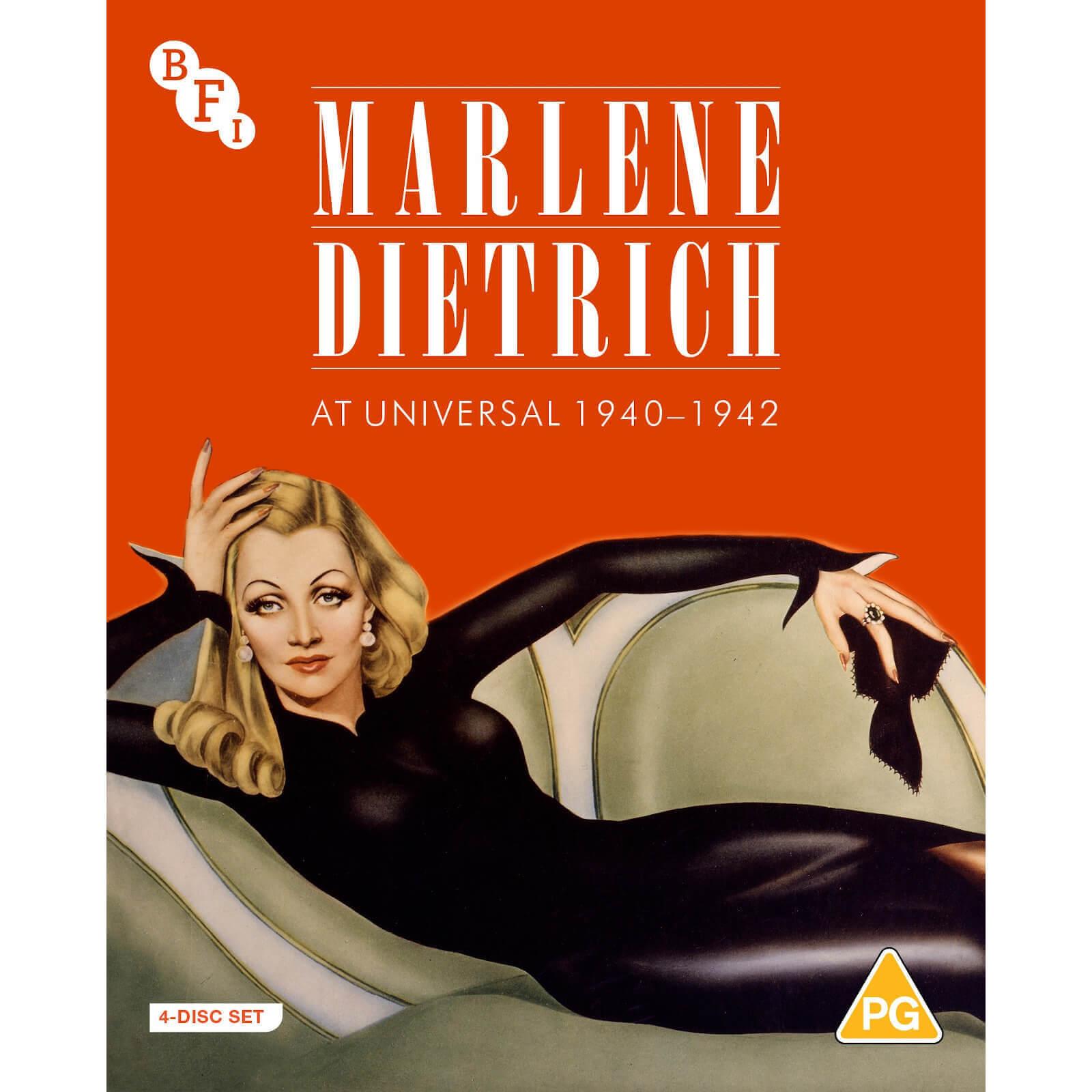 Marlene Dietrich at Universal 1940-1942