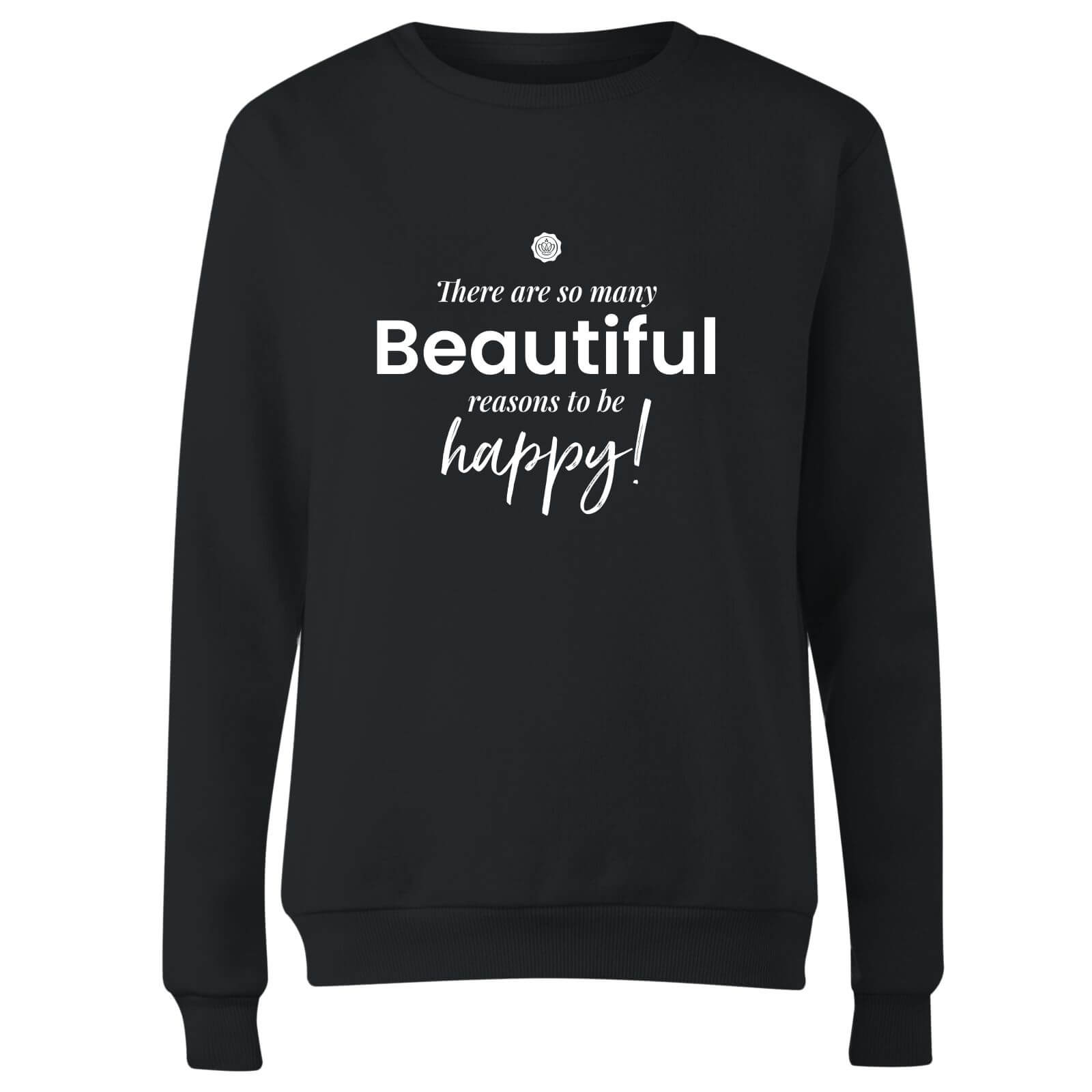 Glossy Box coupon: GLOSSYBOX There Are So Many Beautiful Reasons Women's Christmas Jumper - Black - XS