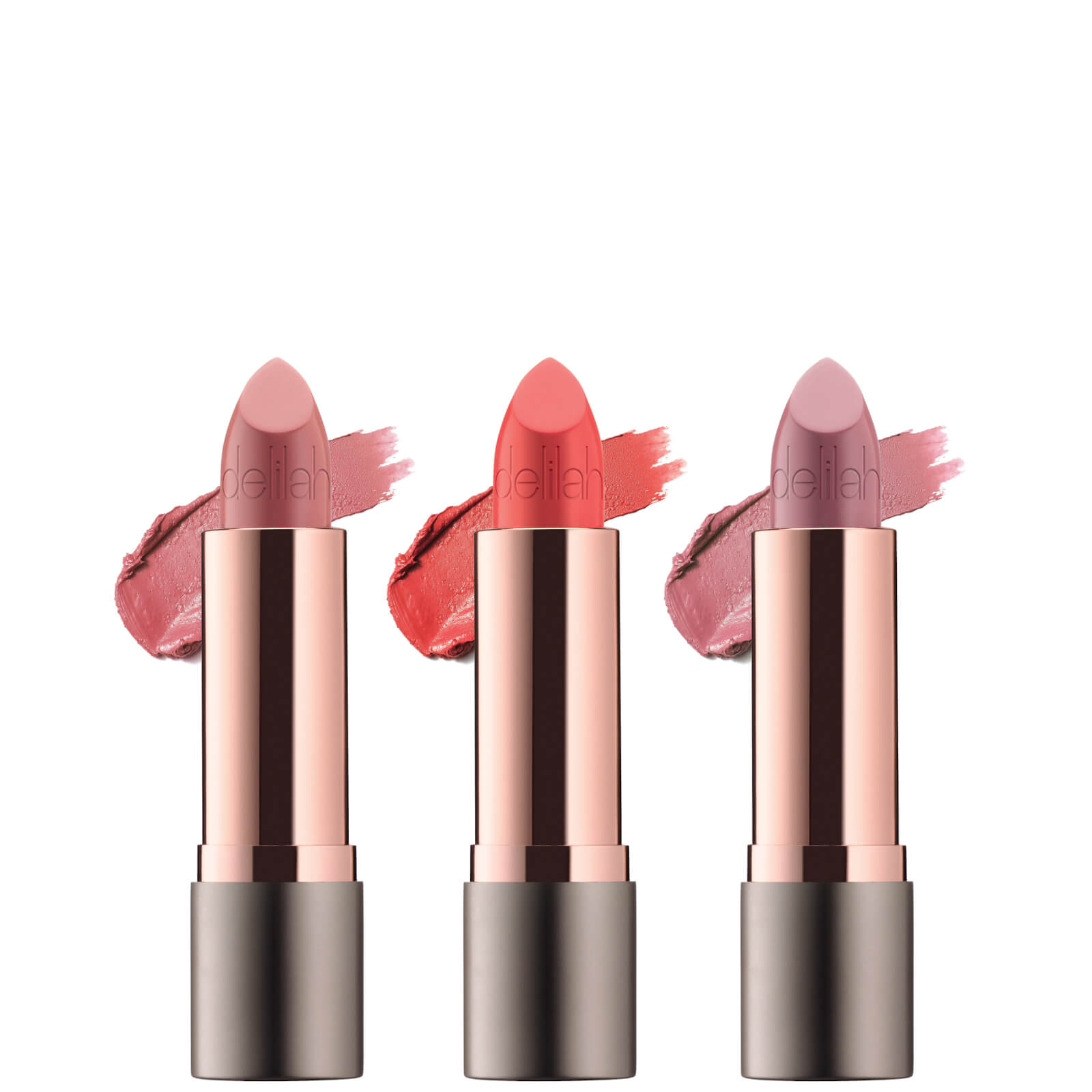 Delilah Colour Intense Lipstick Trio  - Купить