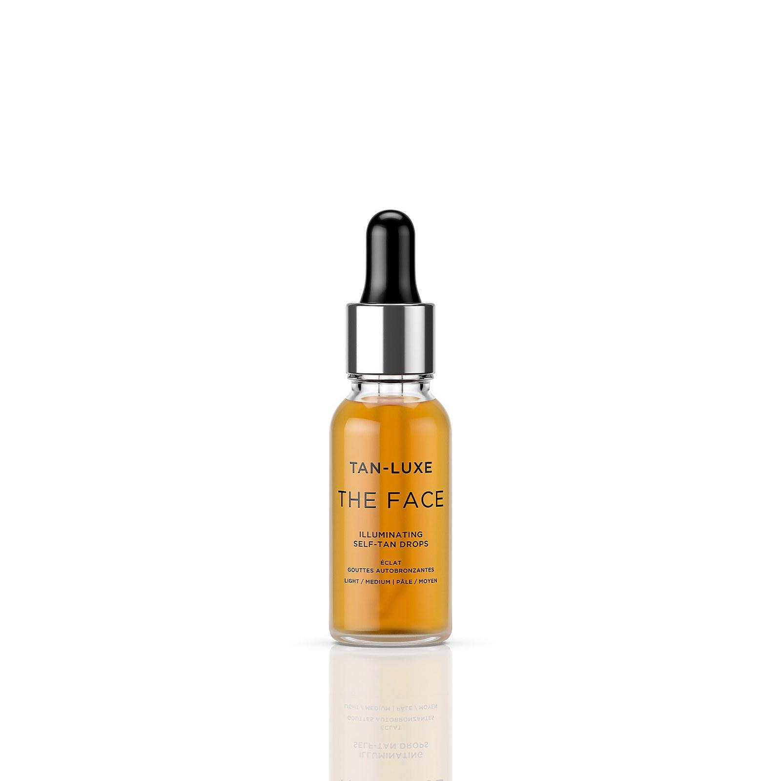Купить Tan-Luxe The Face Light/Medium Travel 20ml