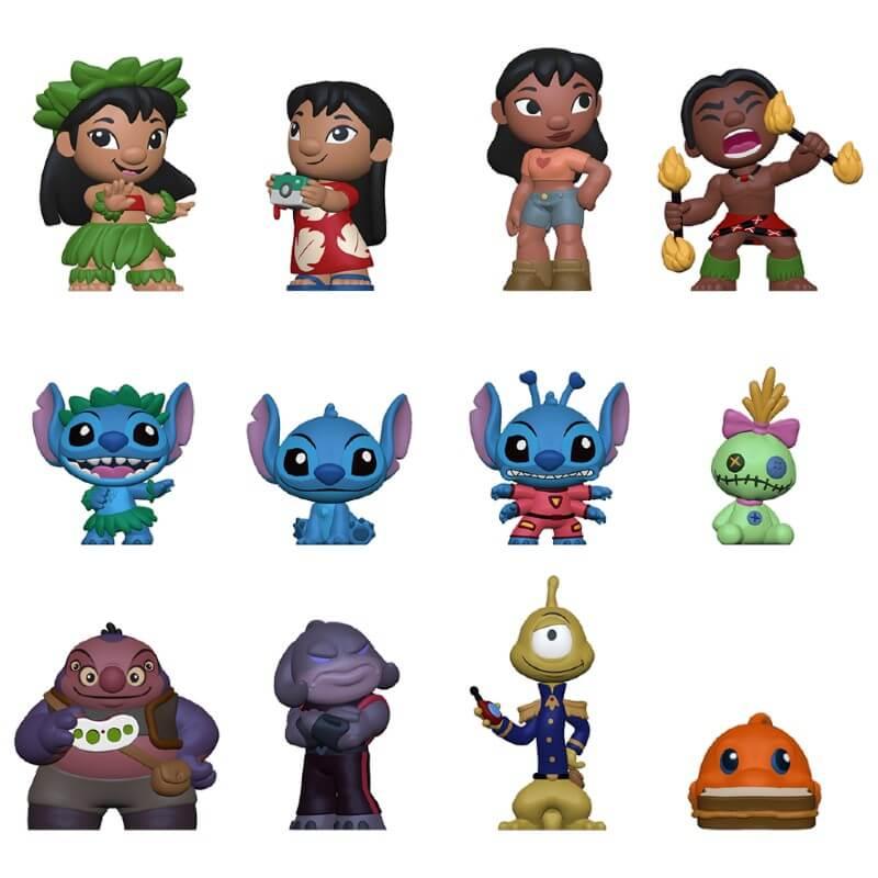 Image of Disney Lilo & Stitch Mystery Minis