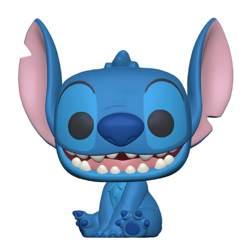 Image of Disney 10 Stitch Pop! Vinyl