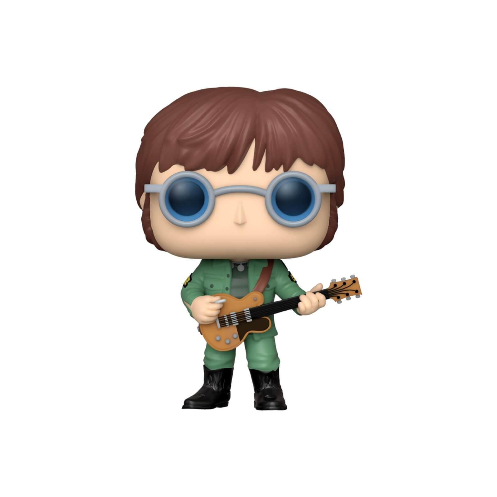 Click to view product details and reviews for John Lennon Military Jacket Funko Pop Vinyl.