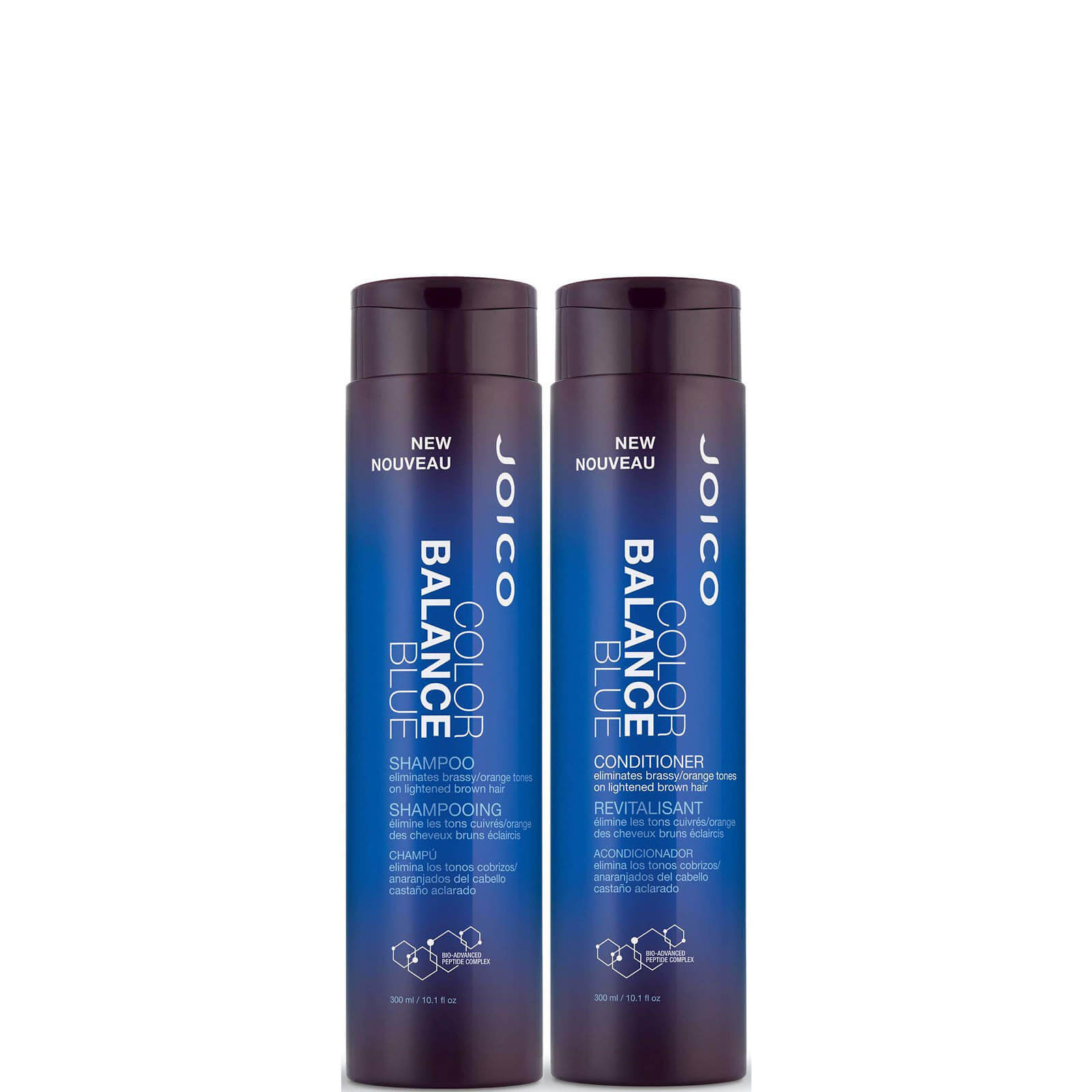 Купить Joico Color Balance Blue Shampoo and Conditioner (2 x 300ml)