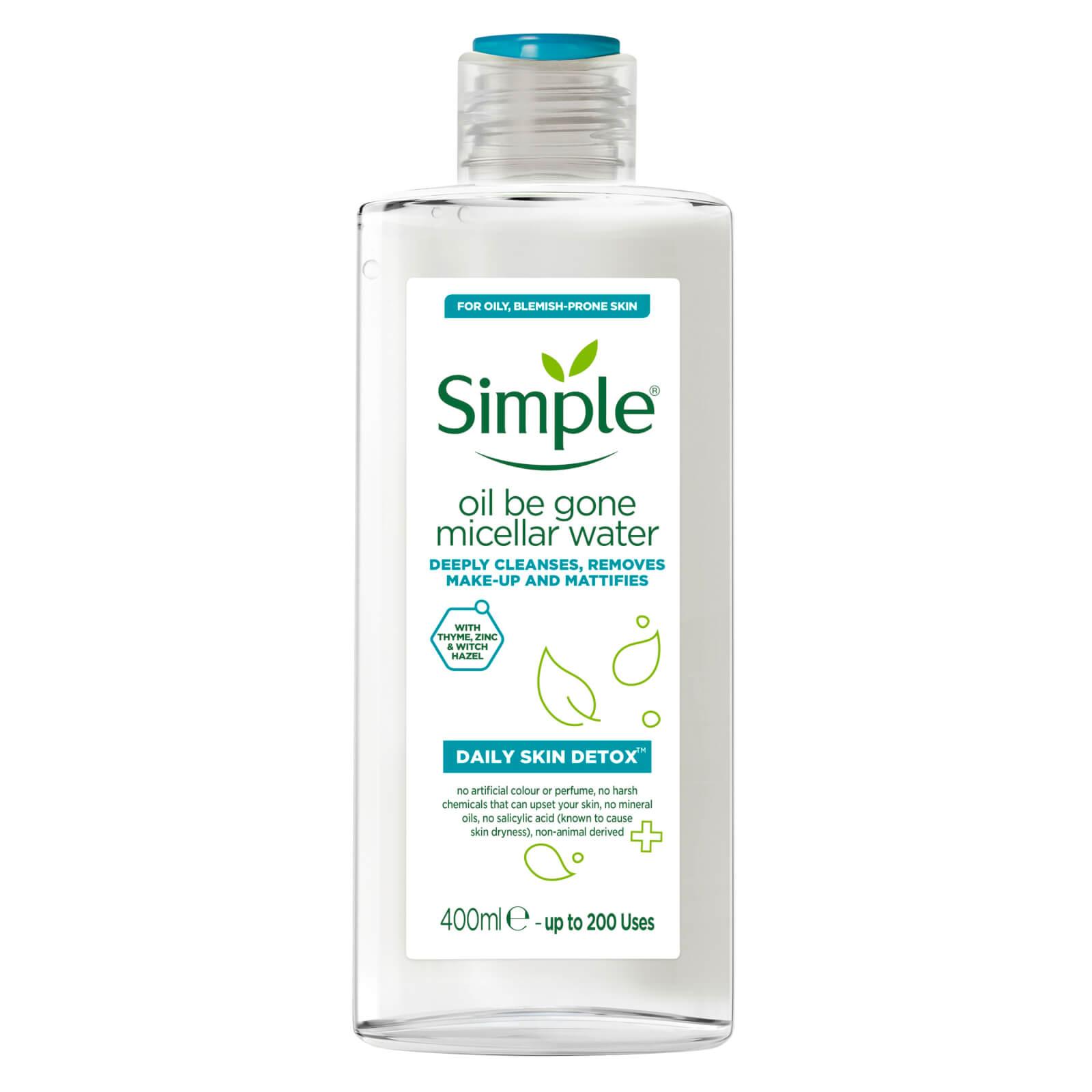 Купить Simple Kind to Skin Facial Toner Soothing 200ml