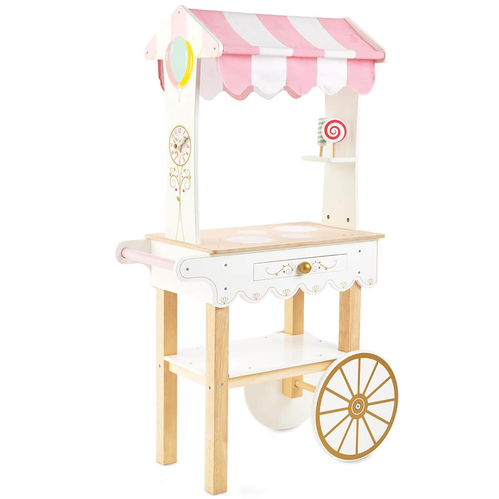 Le Toy Van Honeybake Tea and Treats Trolley
