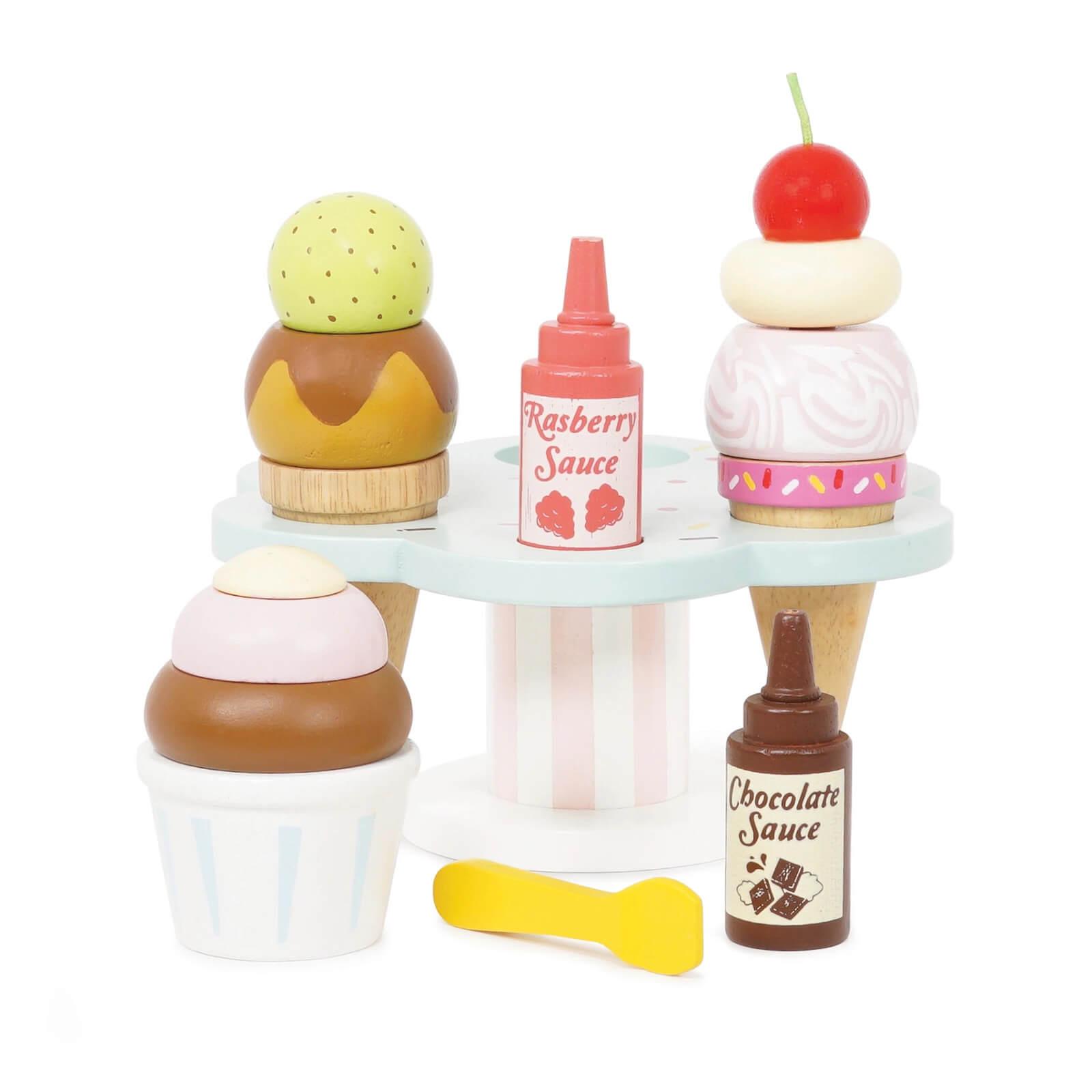 Le Toy Van Honeybake Carlo's Ice Cream Stand