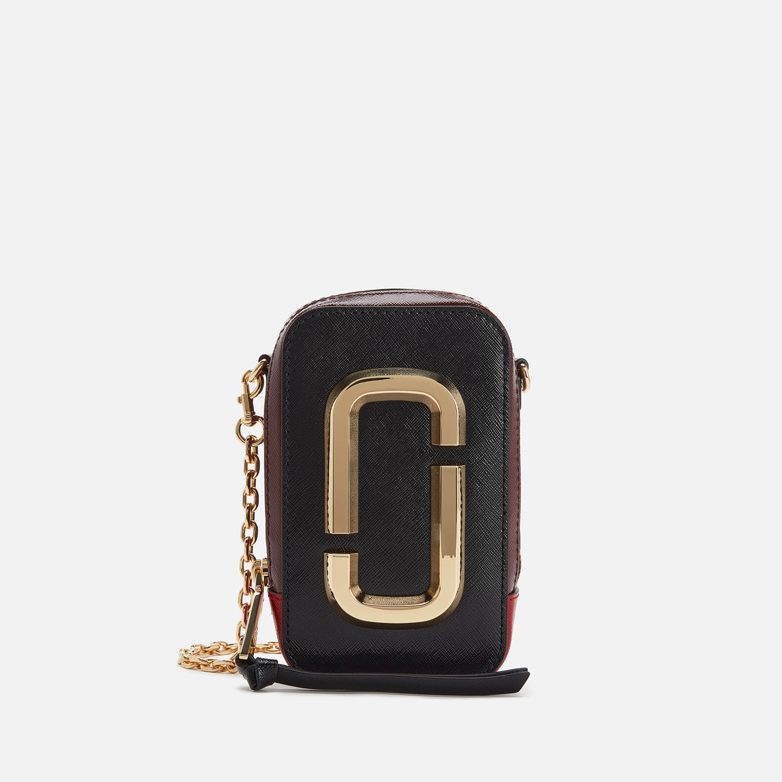 Marc Jacobs Women's The Hot Shot - Black/Red