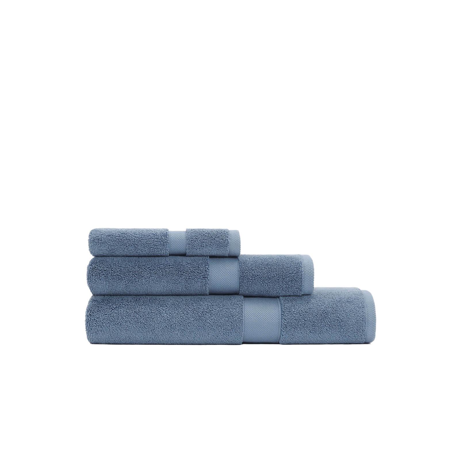 Calvin Klein Tracy Hand Towel - Blue