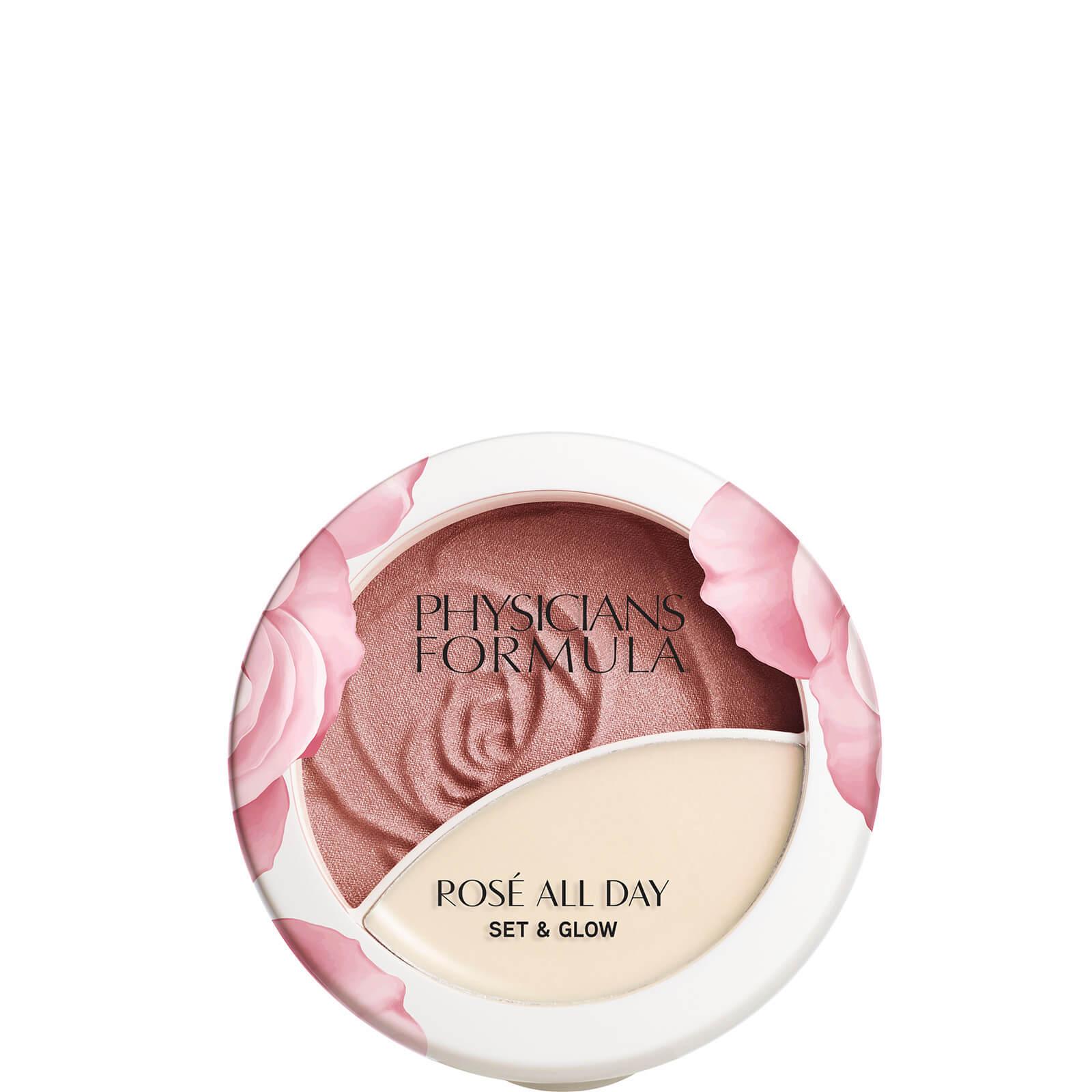 Купить Physicians Formula Rosé All Day Set and Glow 8.3g (Various Shades) - #e3c3bc ||Brightening Rose