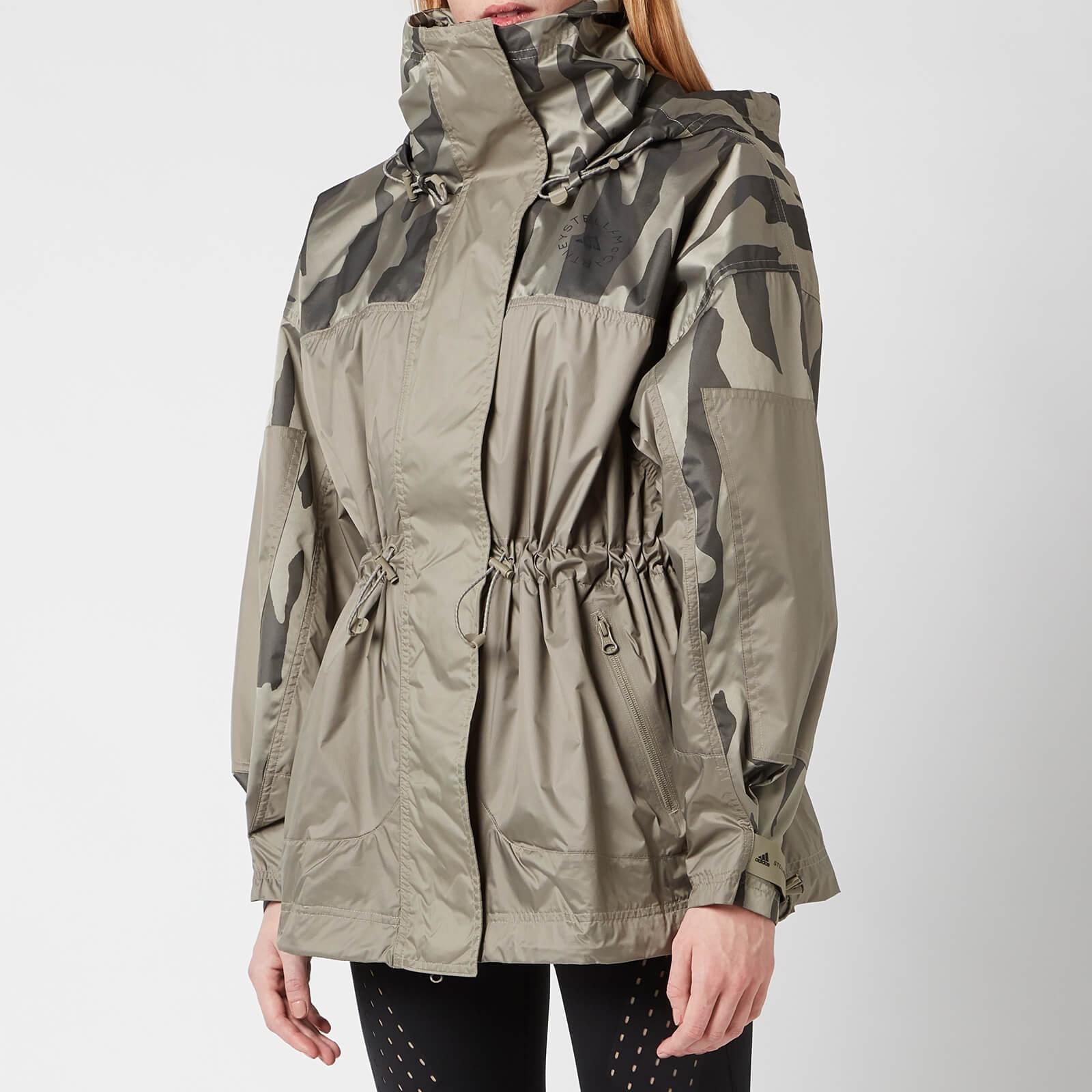 Adidas By Stella Mccartney Women's Asmc Truepace Warmlevel Jacket - Clay