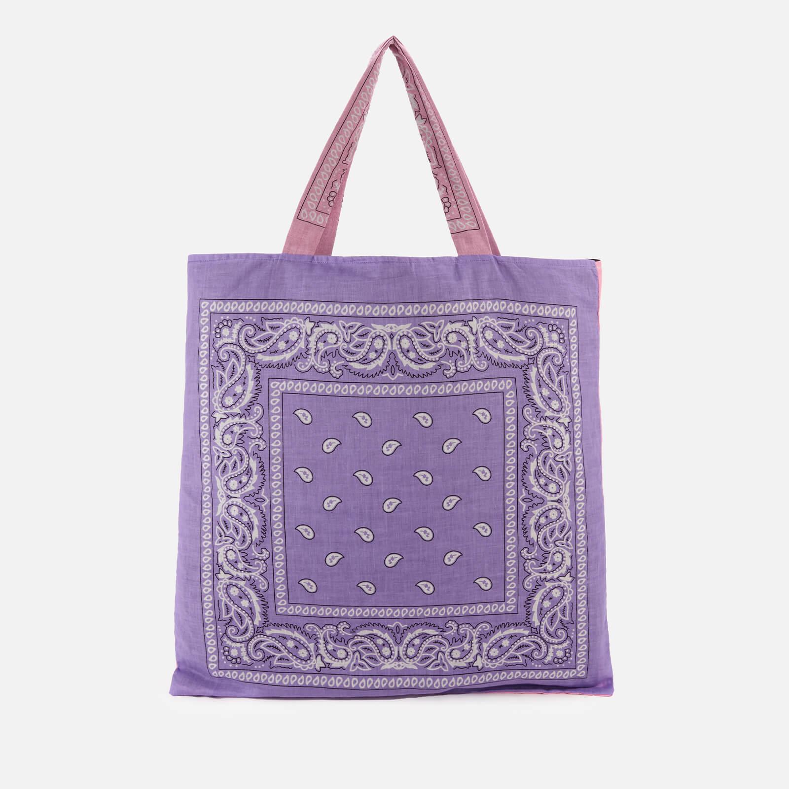 Arizona Love Women's Bandana Beach Bag - Pink/Violet