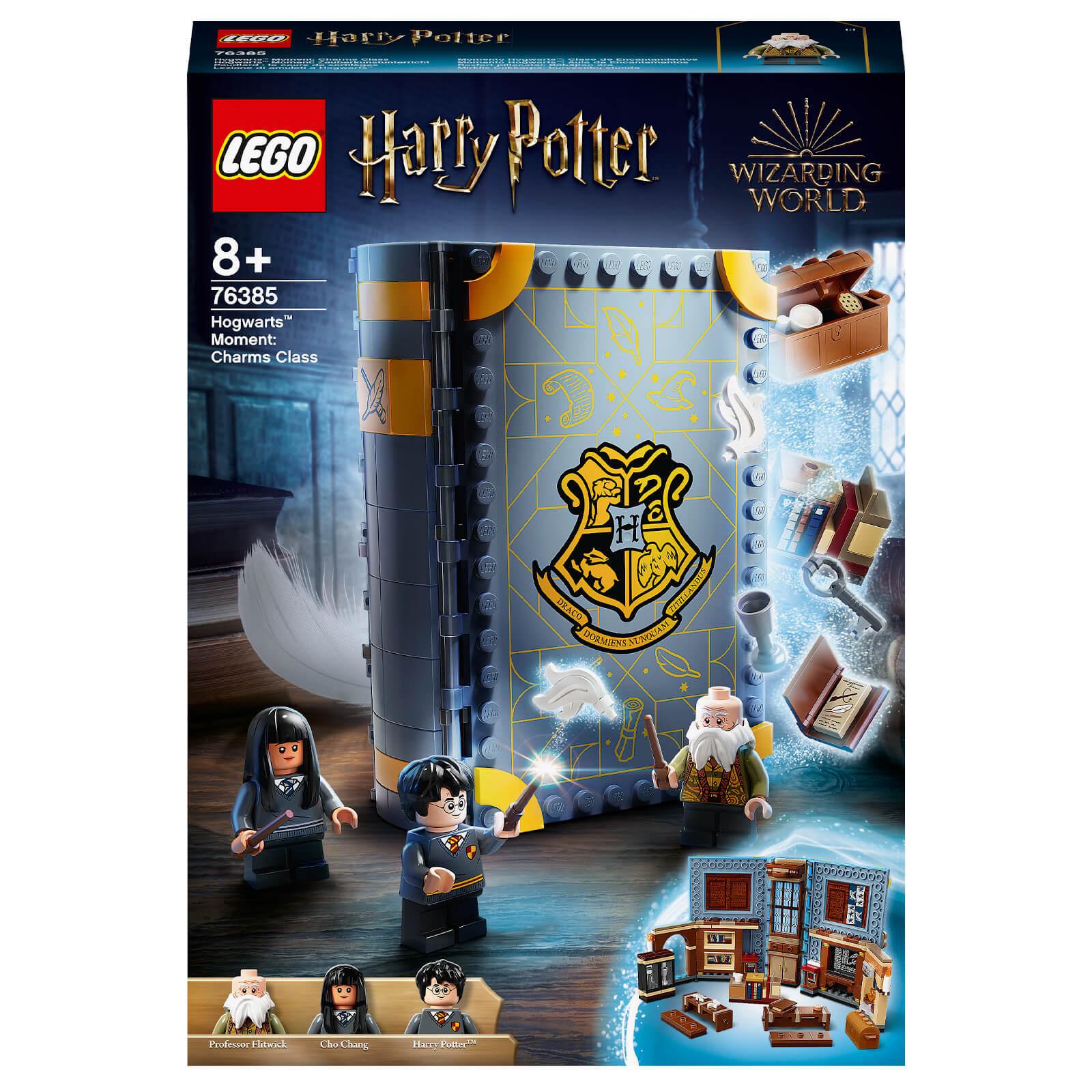 Image of LEGO Harry Potter: Hogwarts Charms Class Set (76385)