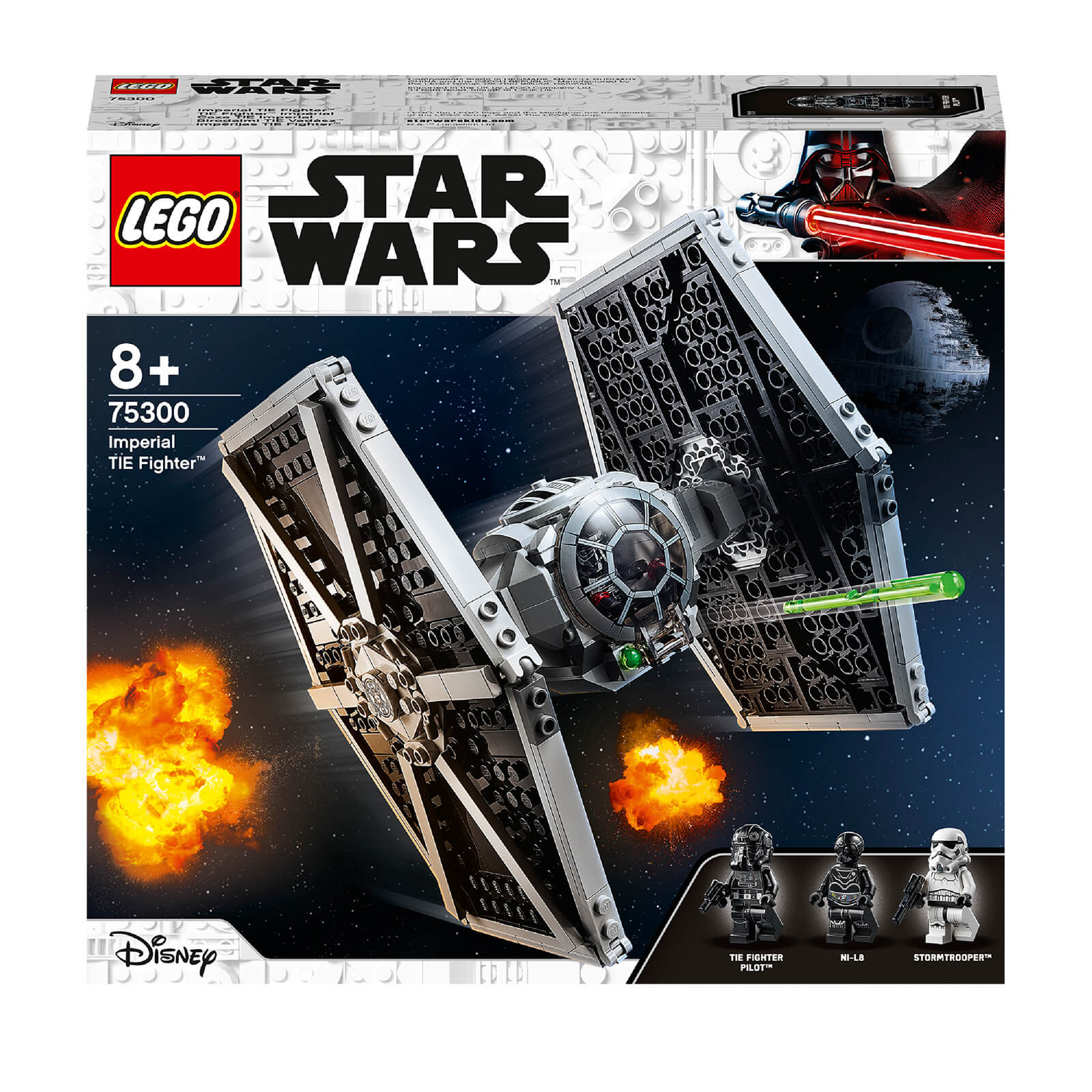 Image of LEGO Star Wars Imperial TIE Fighter - 75300