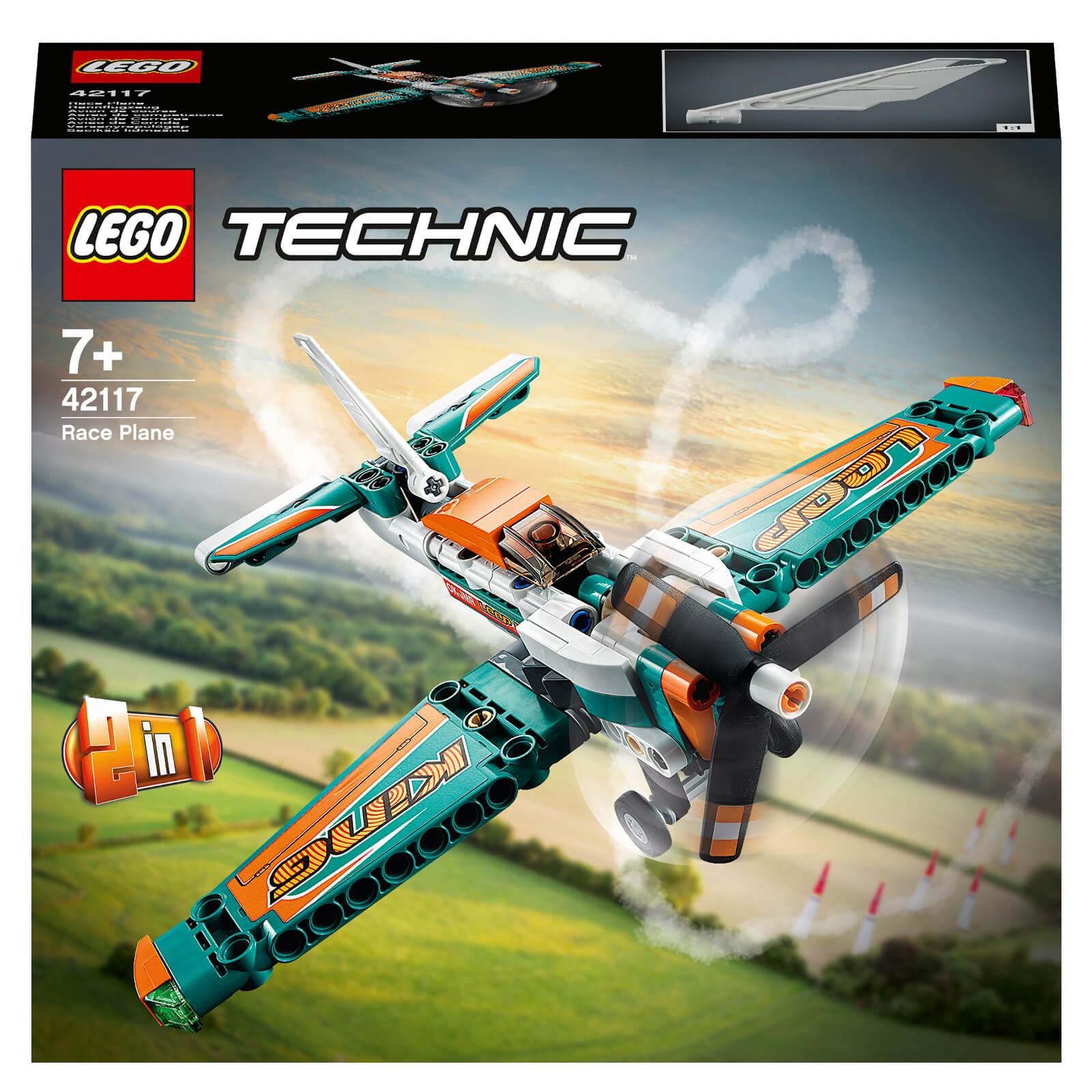 Image of LEGO Technic Race Plane - 42117