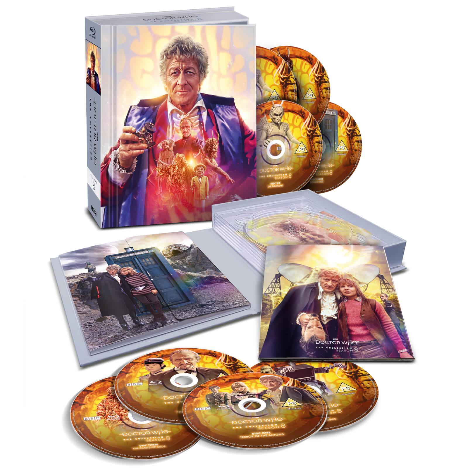 Doctor Who - The Collection - Season 8