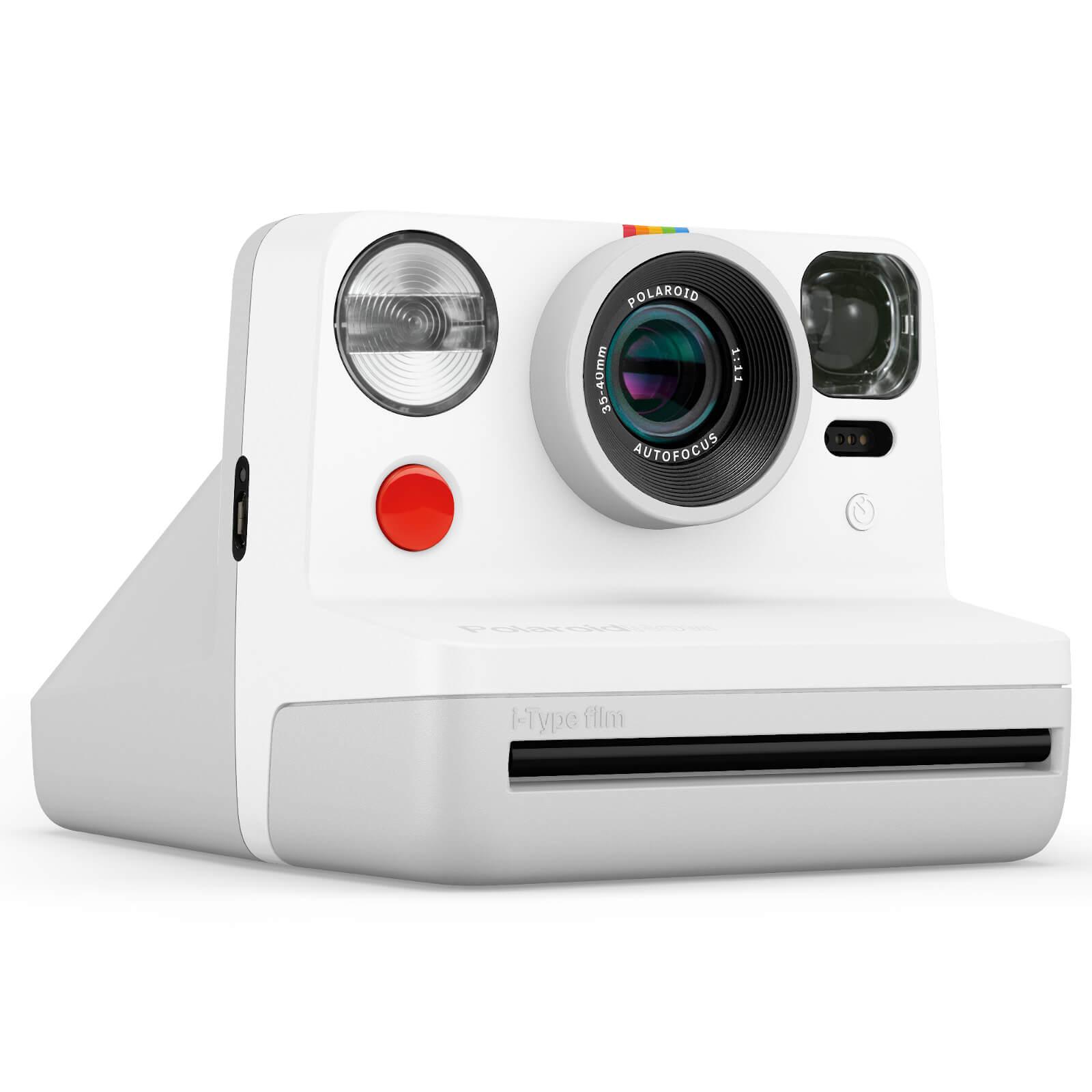 Polaroid Now Camera - White