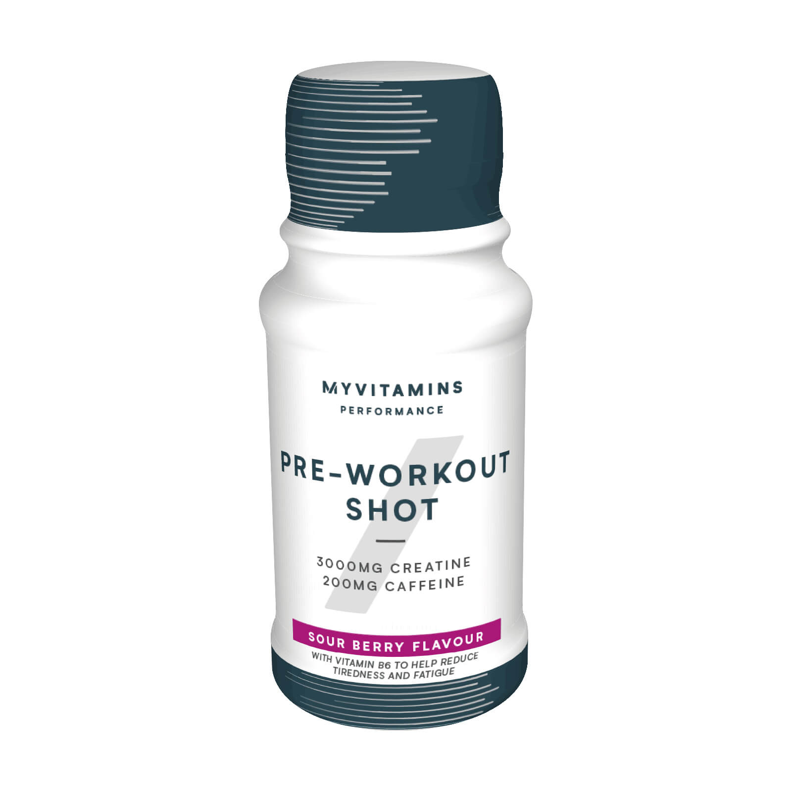 Pre-Workout Shot Probe - 60ml - Sour Berry