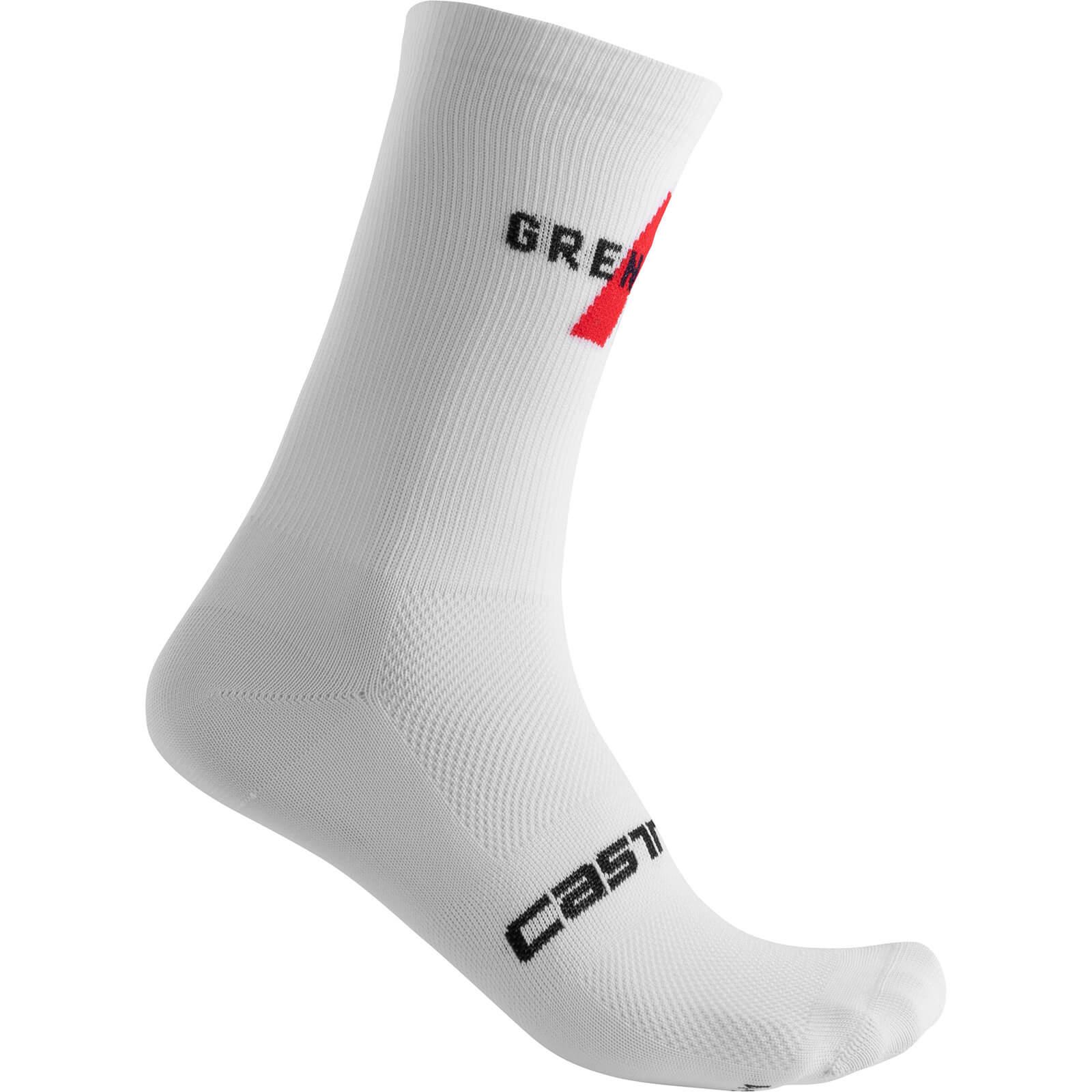 Castelli Velocissimo 2 Bib Tights - S - Black/reflex