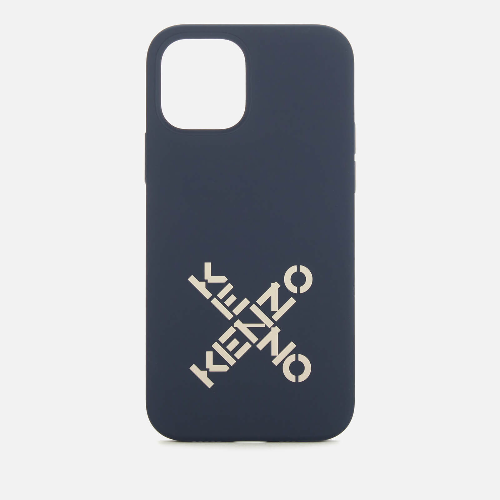 KENZO Men's Sport iPhone 12 Pro Phone Case - Navy Blue