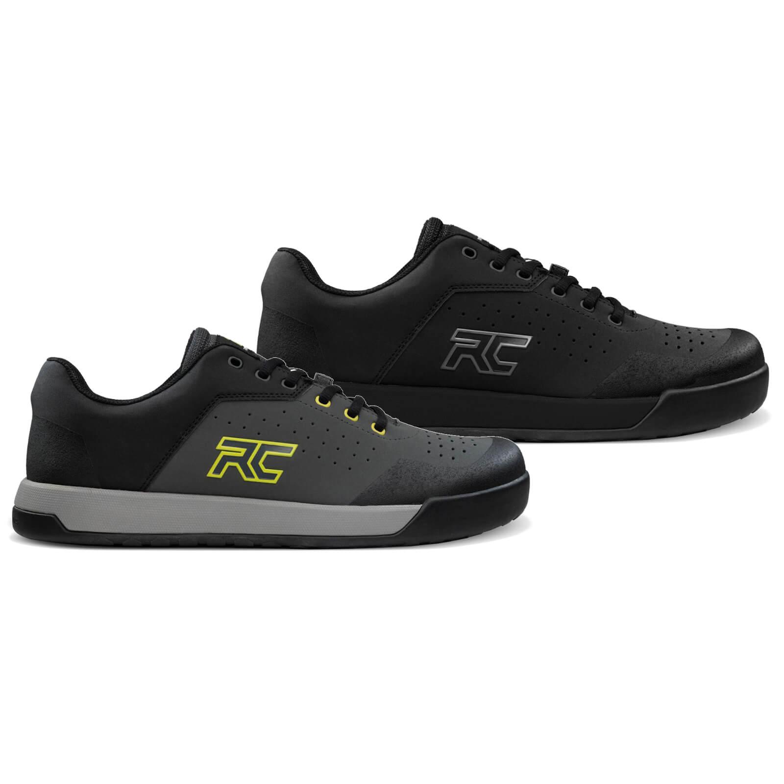 Ride Concepts Hellion Flat Mtb Shoes - Uk 11/eu 45 - Black