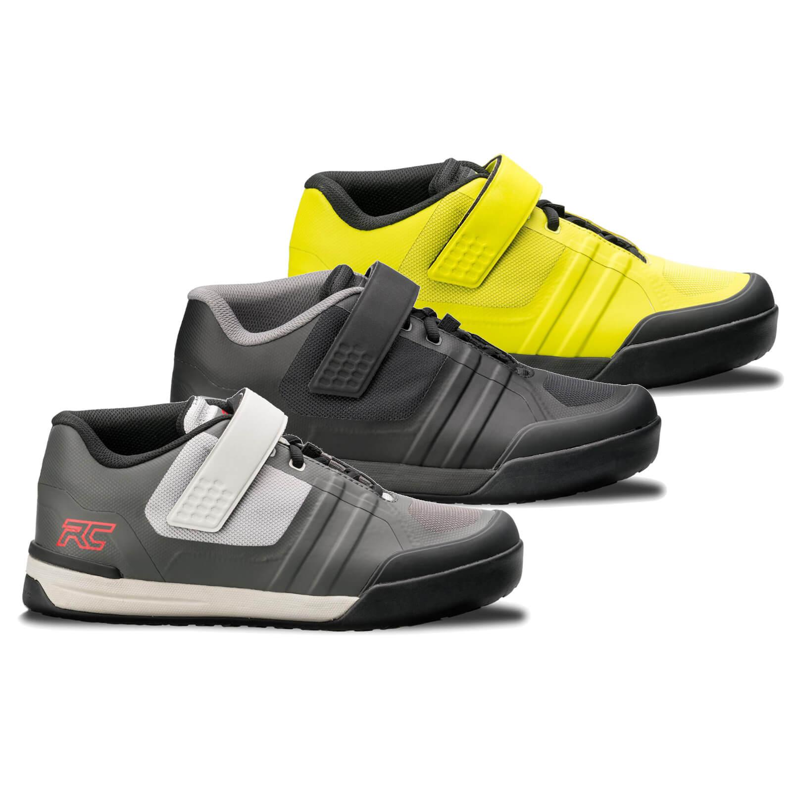 Ride Concepts Transition SPD MTB Shoes - UK 10/EU 44 - Black/Charcoal
