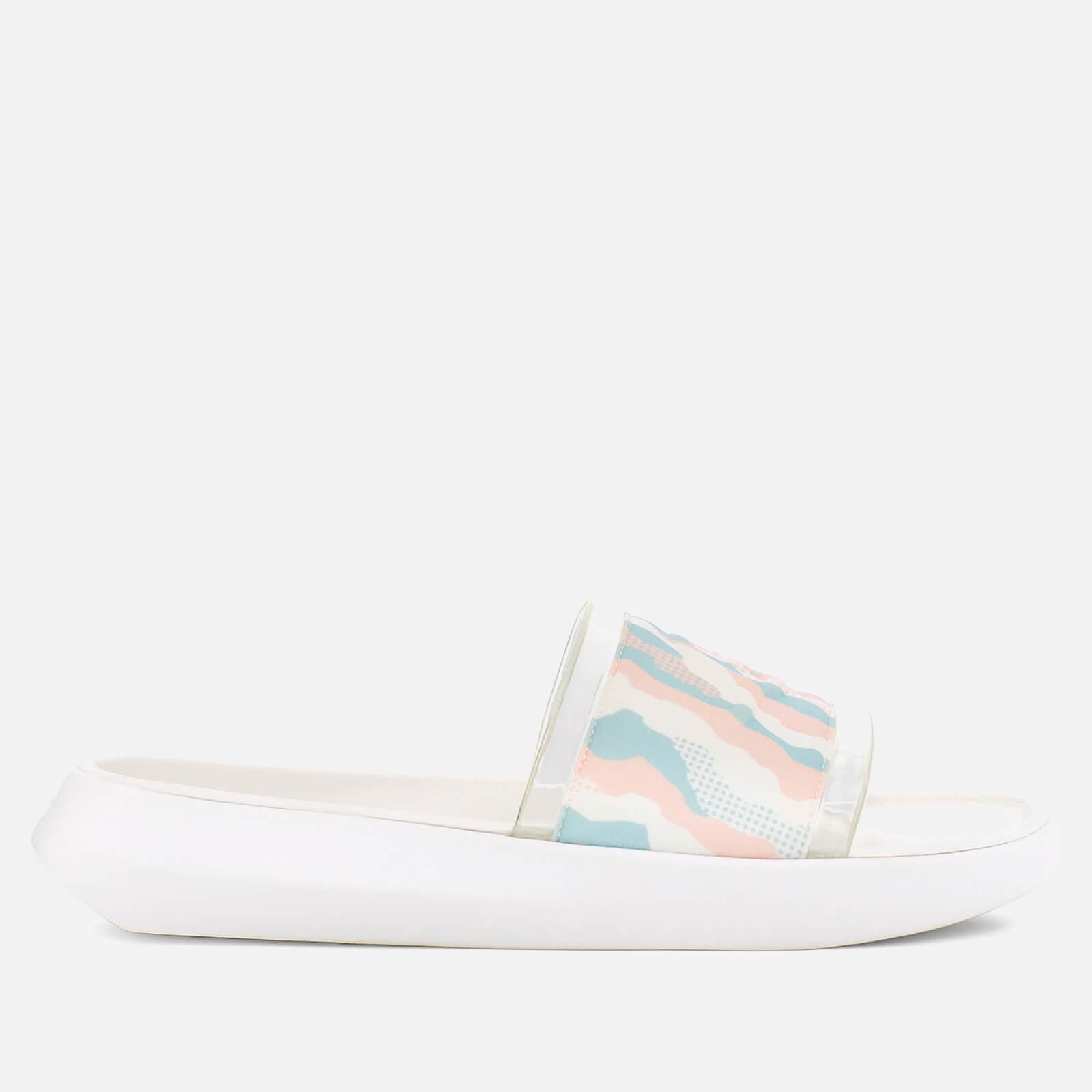 UGG Women's Pride Collection Cali Slide Sandals - Pride Stripes - UK 4