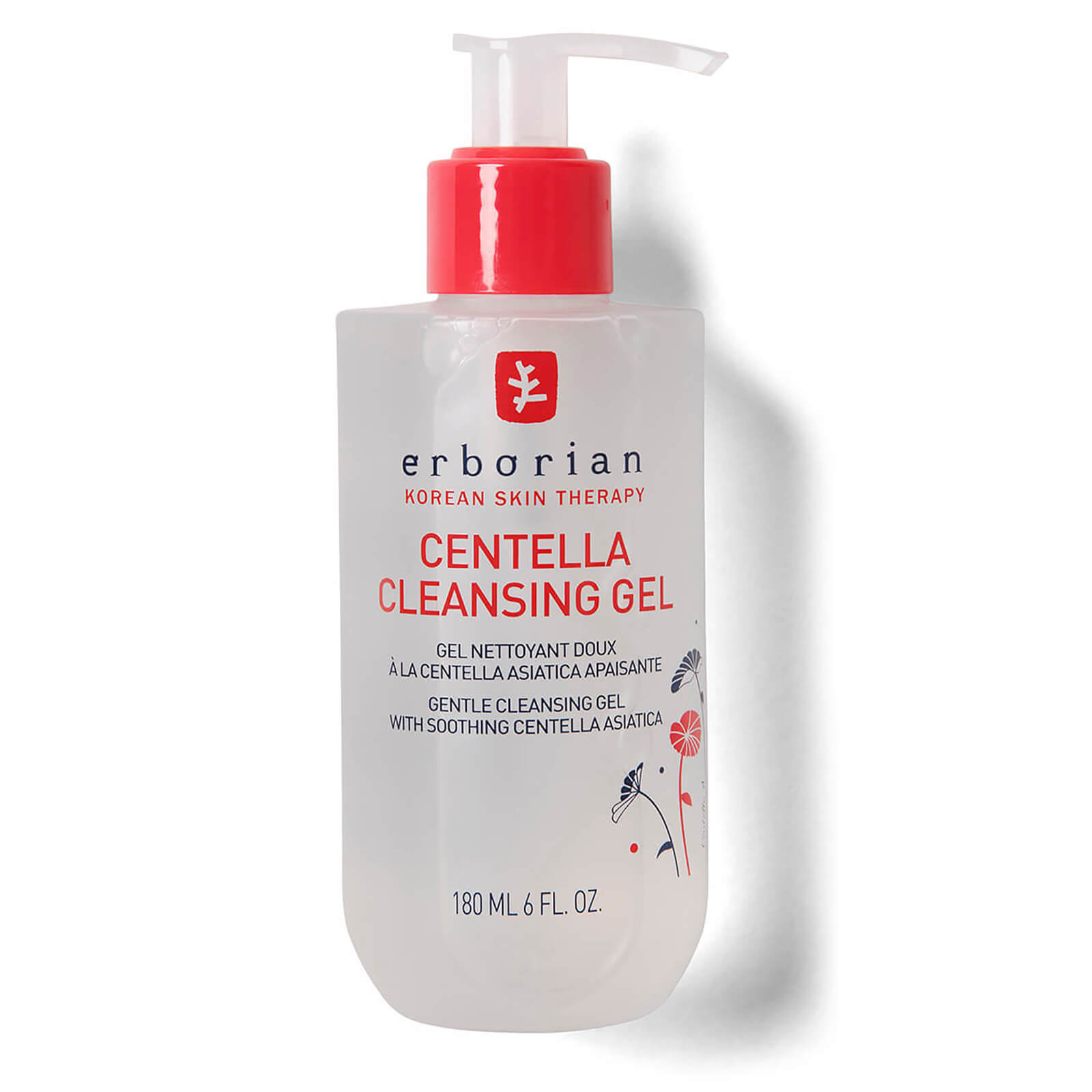 Erborian Centella Cleansing Gel - 180ml