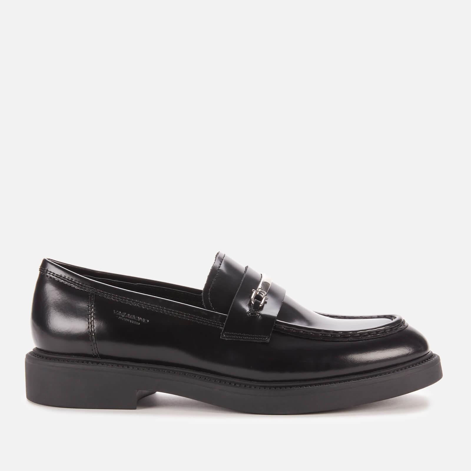 Vagabond Women's Alex W Leather Loafers - Black - Uk 5