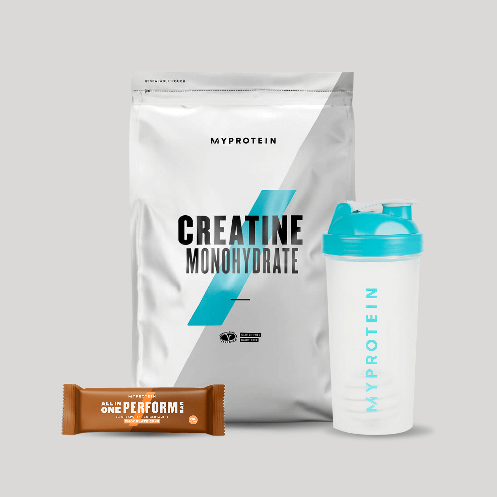 Fuel Your Ambition - Pack Performance - Blue Raspberry, Chocolate Orange