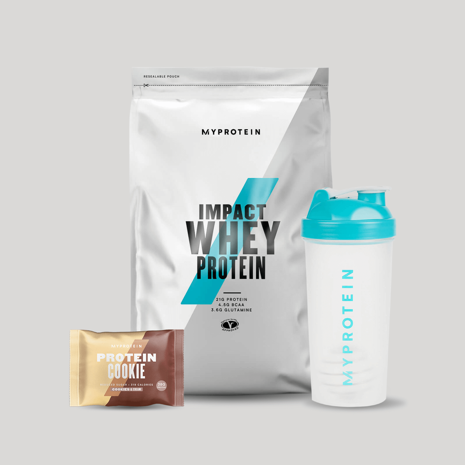 Fuel Your Ambition - Pack Récupération - Cookies and Cream, Cookies and Cream