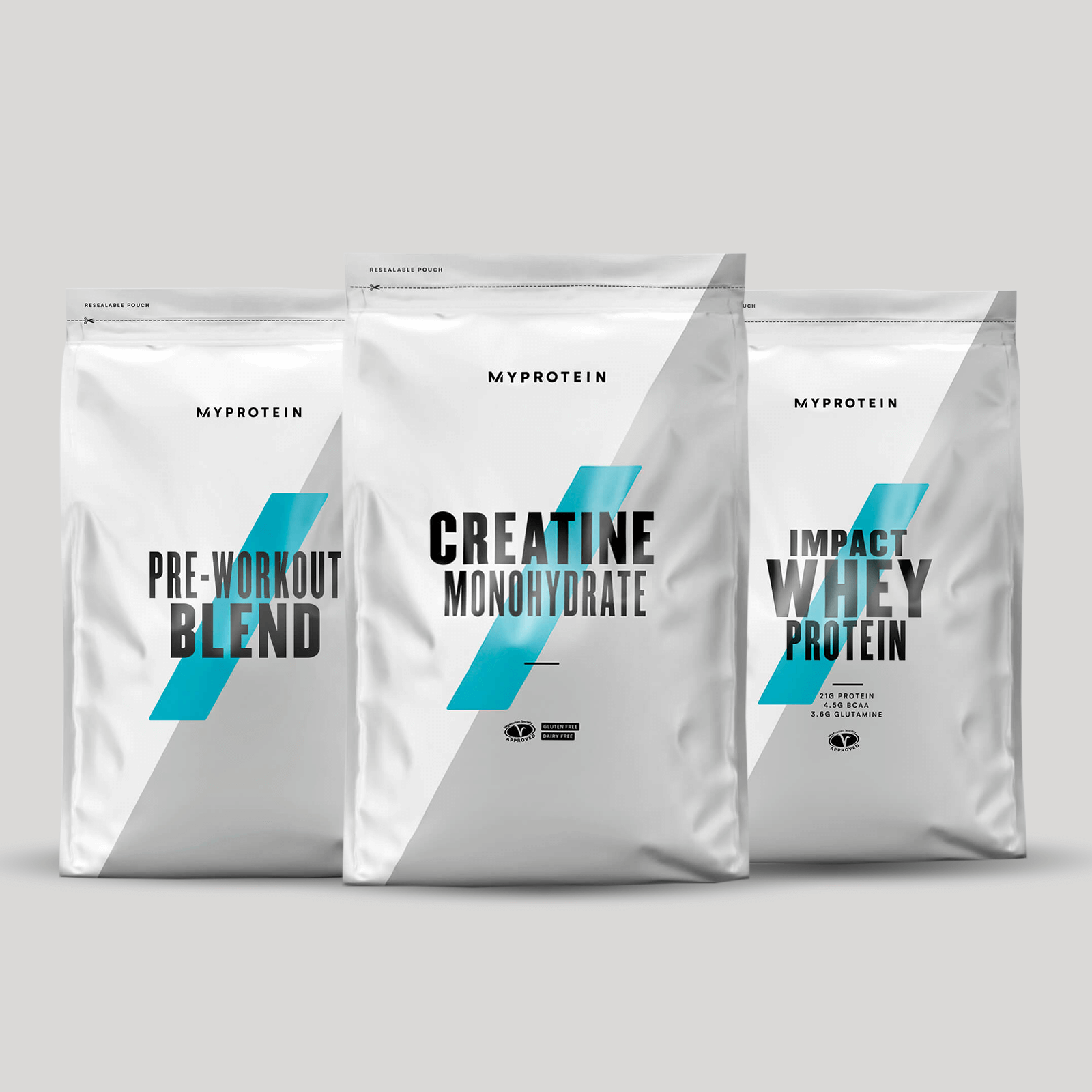 Pack « Fuel Your Ambition » - Blue Raspberry - Vanilla - Blue Raspberry