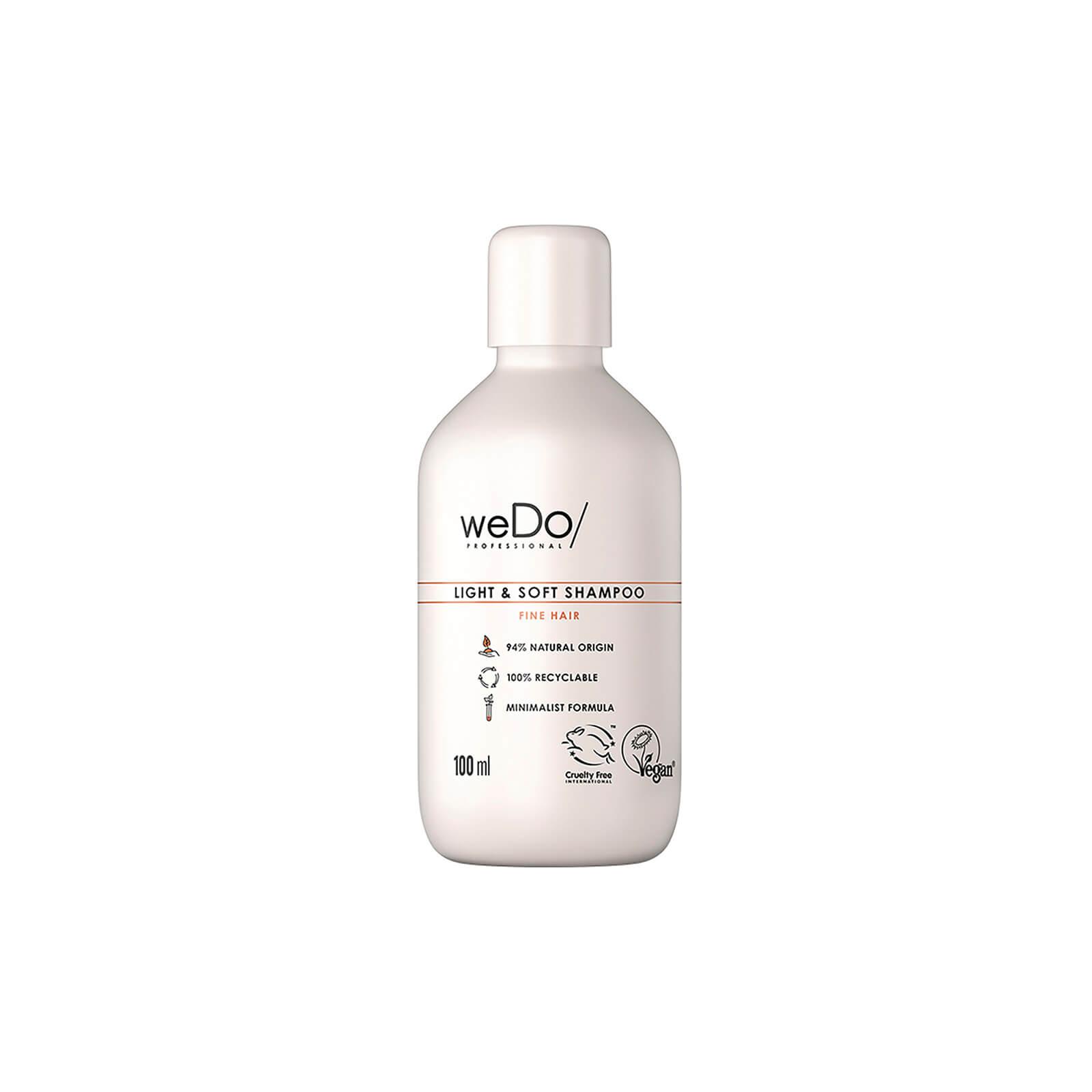 weDo/ Professional Light and Soft Shampoo 100ml