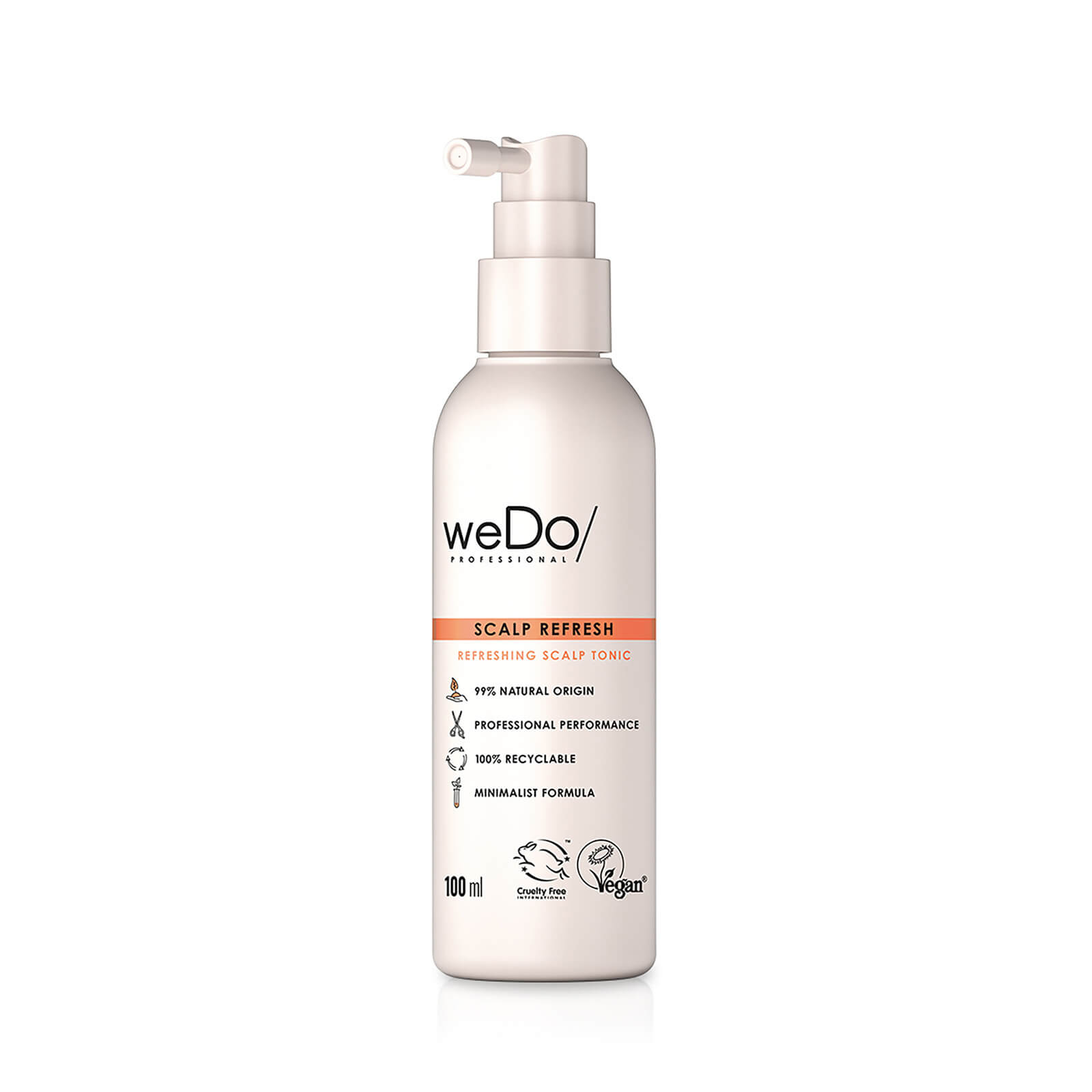 weDo/ Professional Scalp Refresh Tonic 100ml