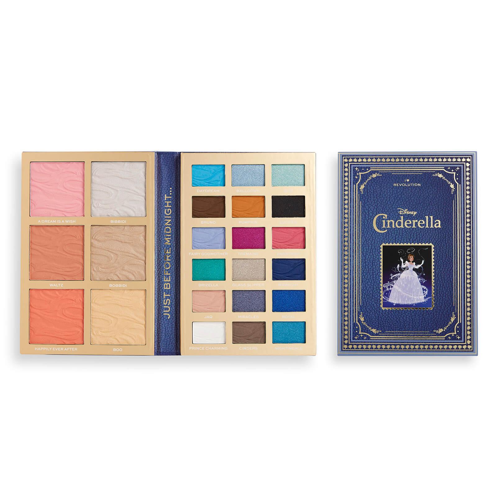 Купить Палетка теней для век Revolution I Heart Revolution X Disney Storybook Palette Cinderella
