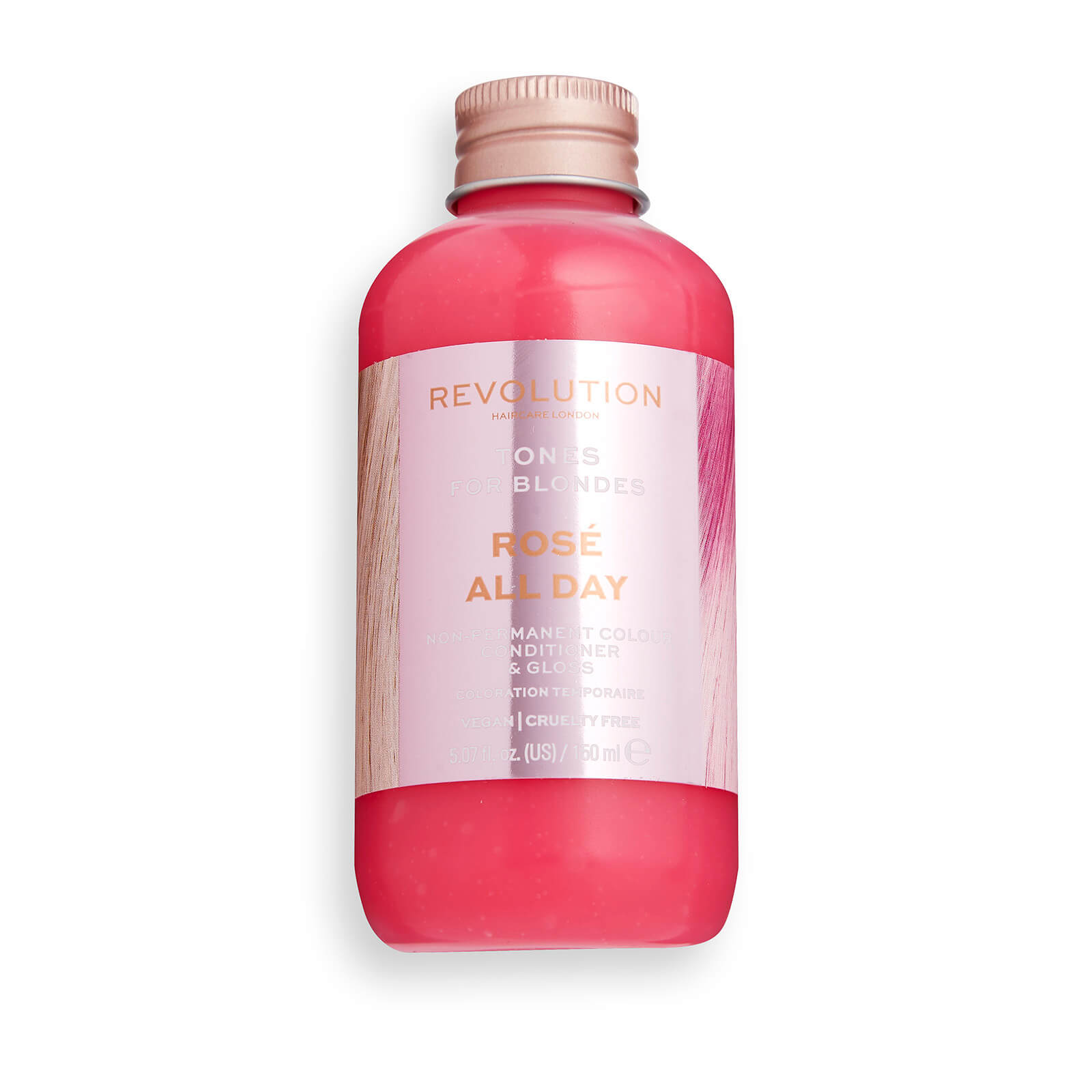 Revolution HairTonesfor Blondes 150ml (Various Shades) - Rose All Day