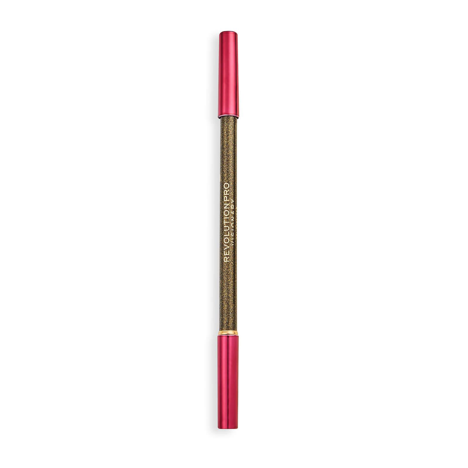 Купить Revolution Pro Visionary Gel Eyeliner Pencil Burgundy