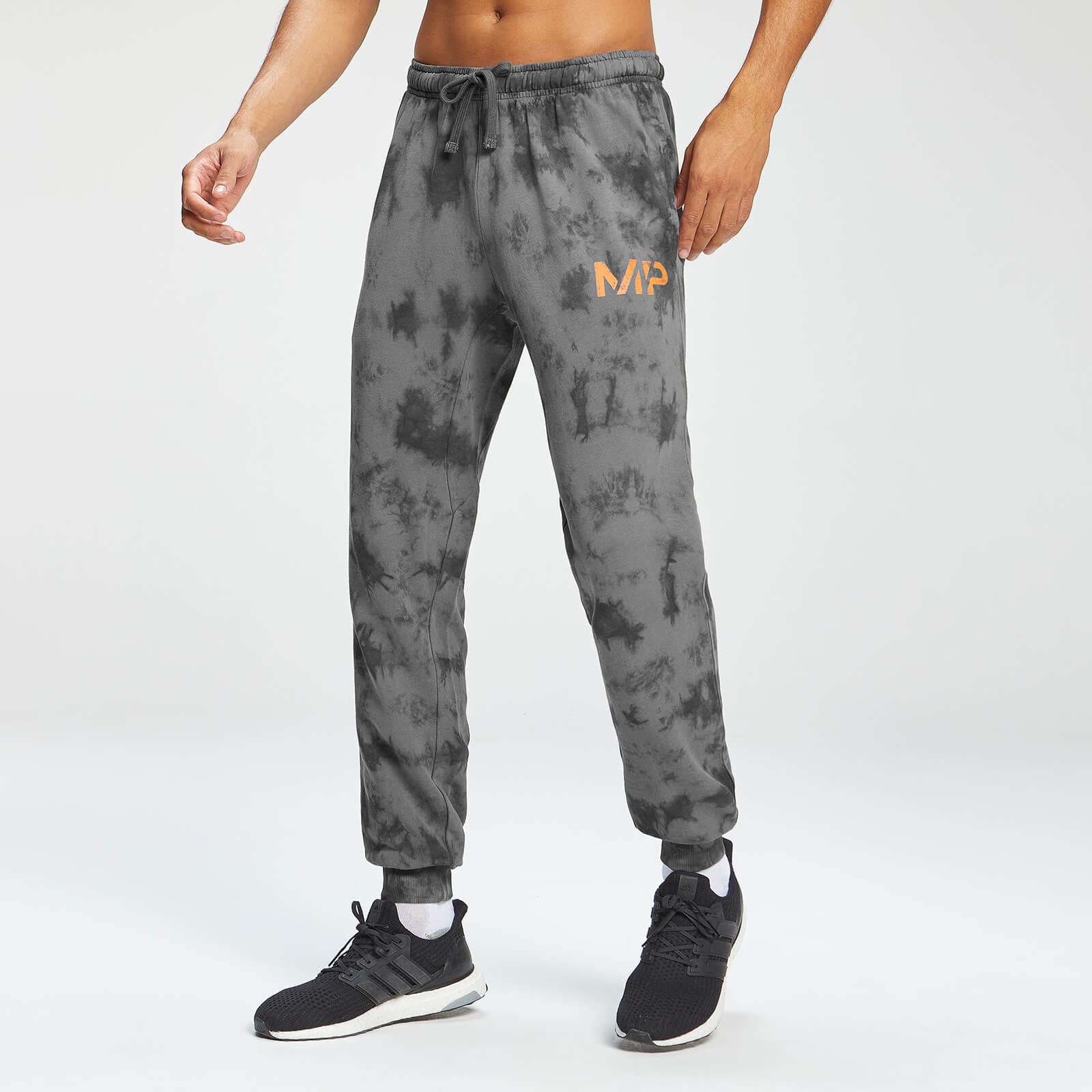 Купить MP Men's Adapt Tie Dye Joggers - Carbon/Storm - XXS, Myprotein International