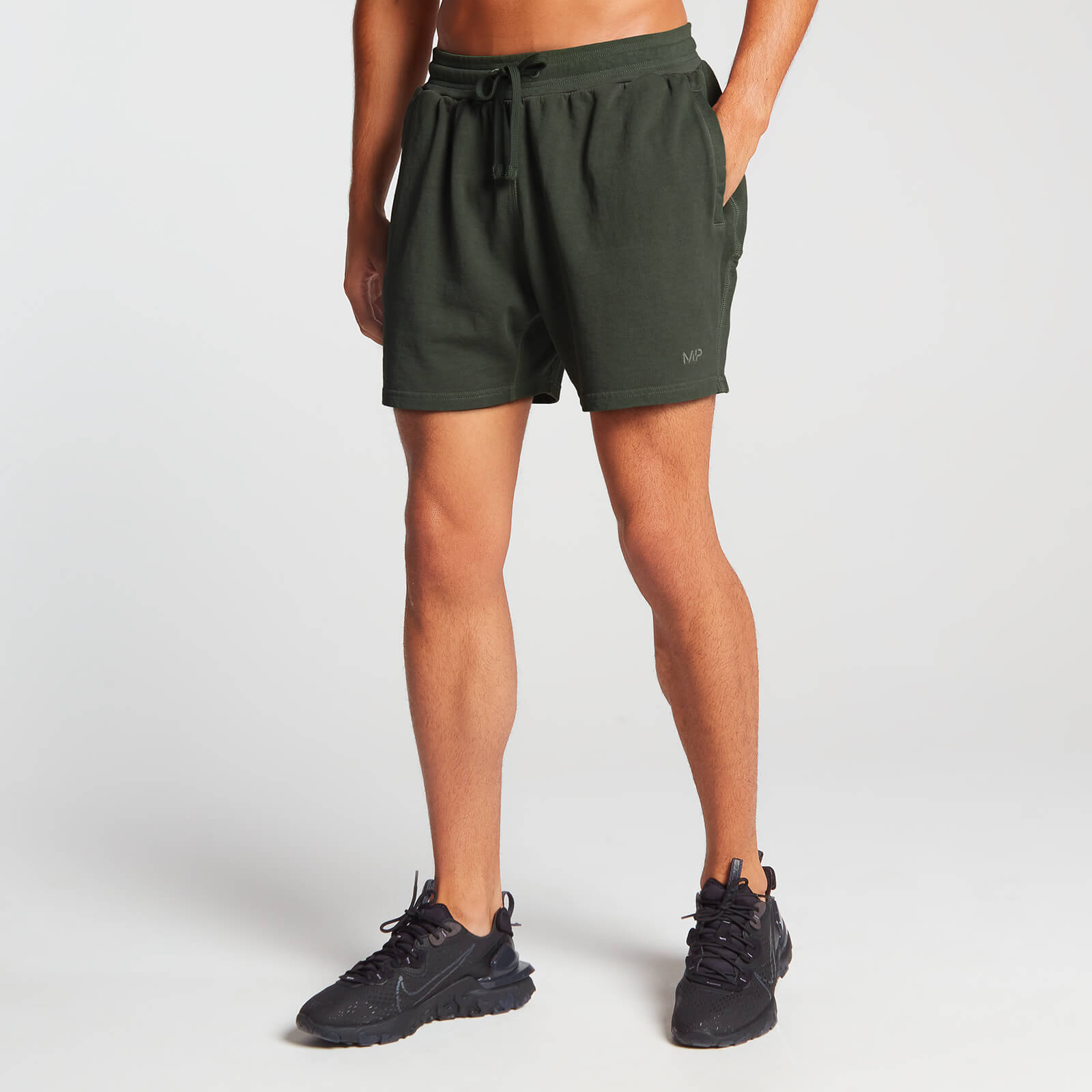 MP Men's Raw Training Shorts - Vine Leaf   - XXS