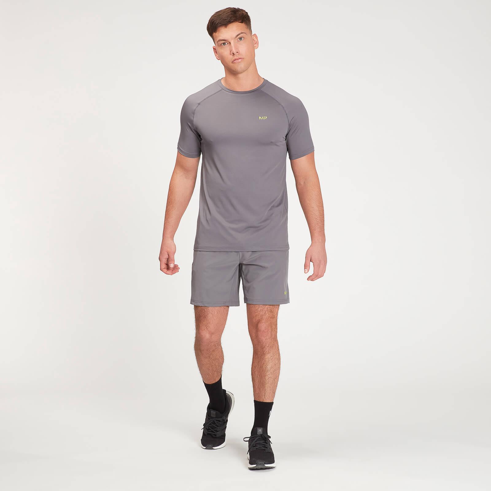 Купить MP Men's Graphic Running Shorts - Carbon - XXS, Myprotein International