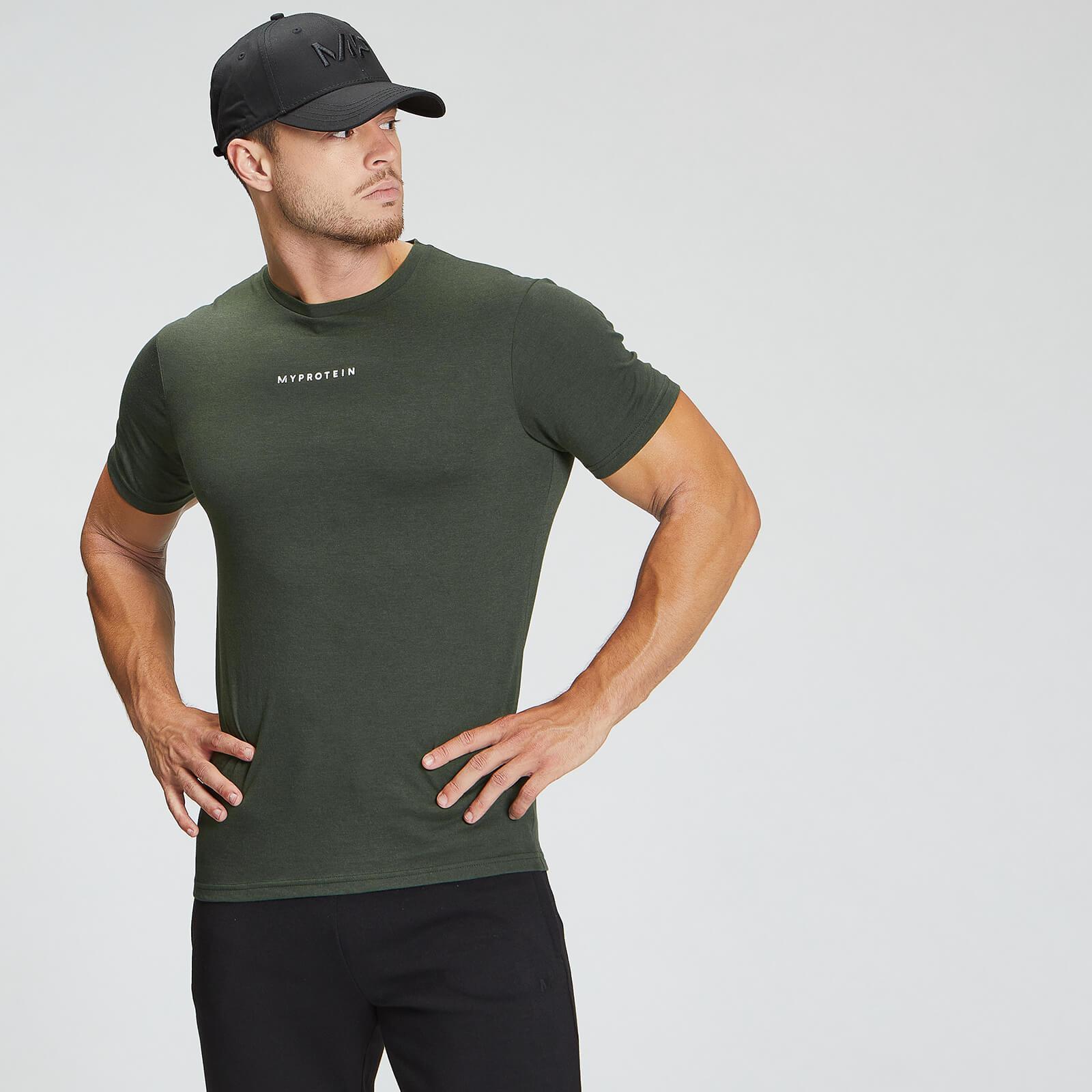 Купить MP Men's Original Short Sleeve T-Shirt - Vine Leaf - XXS, Myprotein International