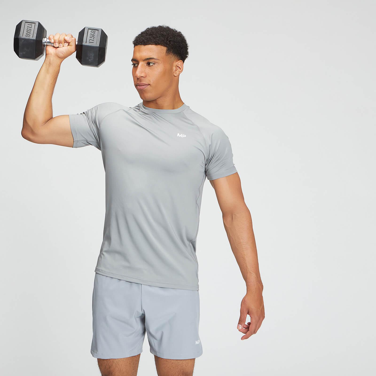 Купить MP Men's Essentials Training T-Shirt - Storm - XS, Myprotein International