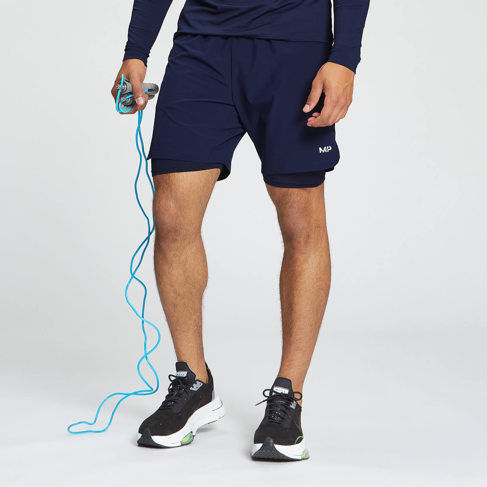 Купить Мужские спортивные шорты MP Essentials 2 в 1 - XXL, Myprotein International