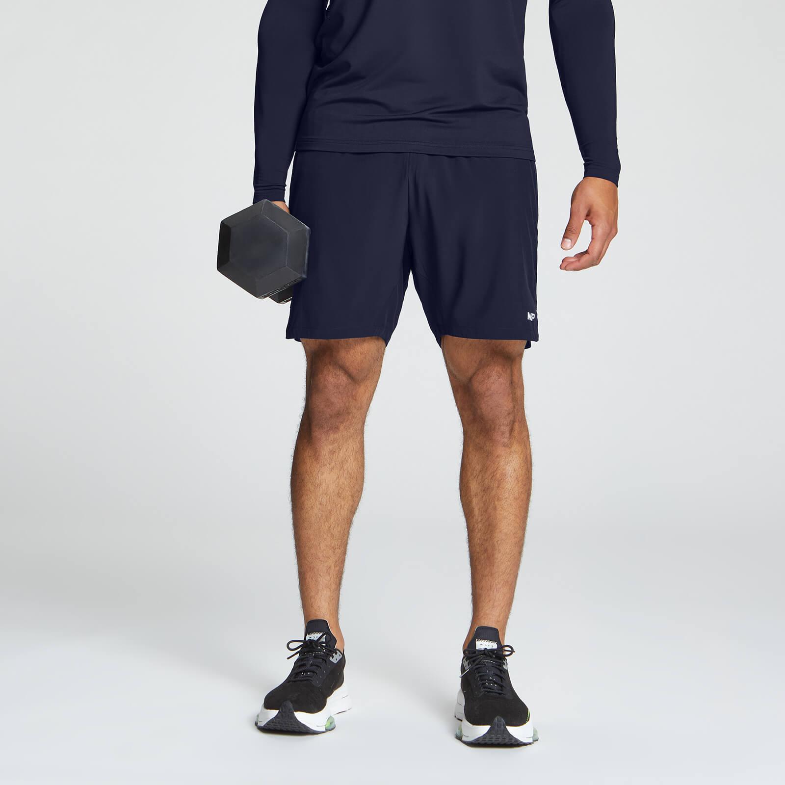Купить MP Men's Essentials Training Shorts - Navy - XXXL, Myprotein International