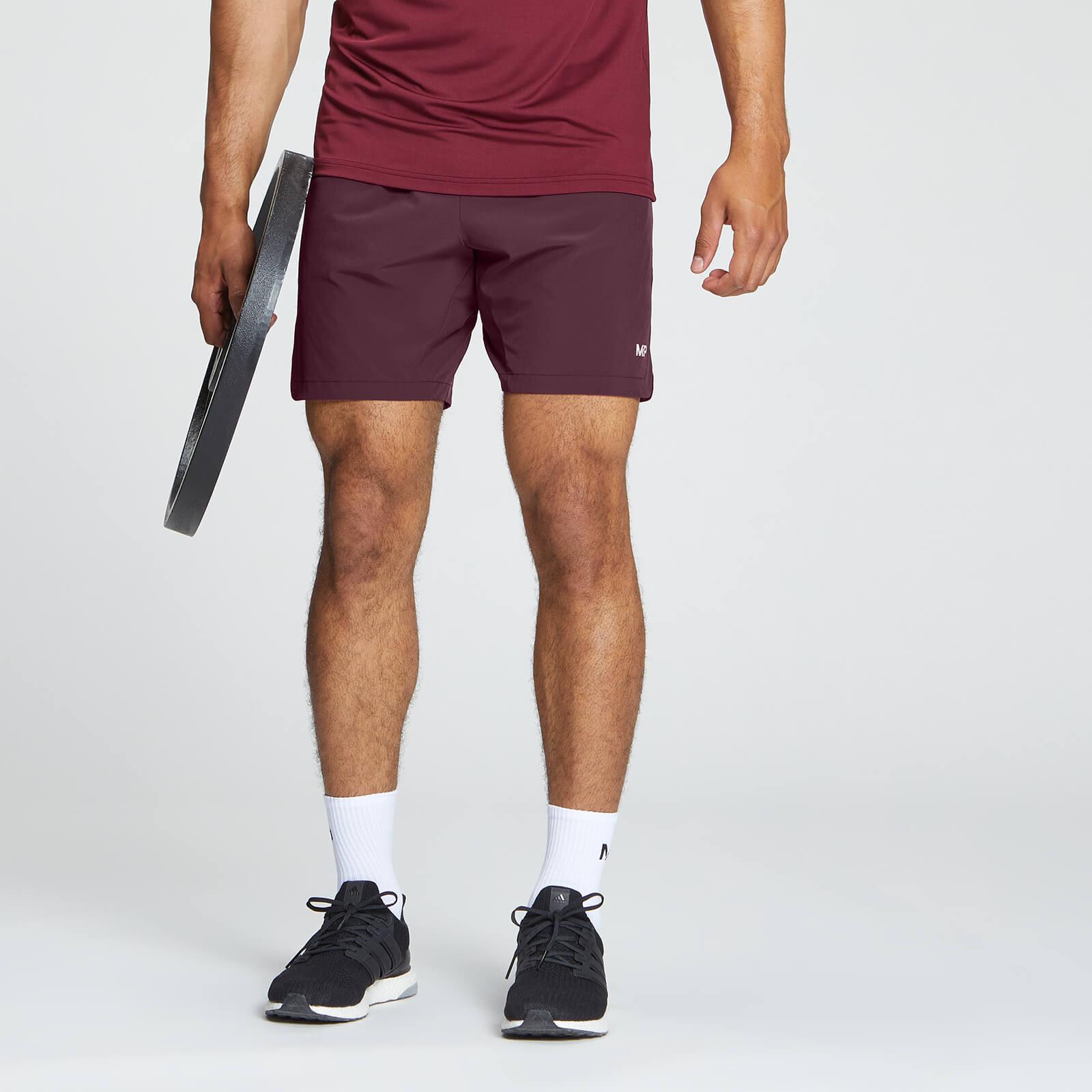Купить MP Men's Essentials Training Shorts - Port - XS, Myprotein International