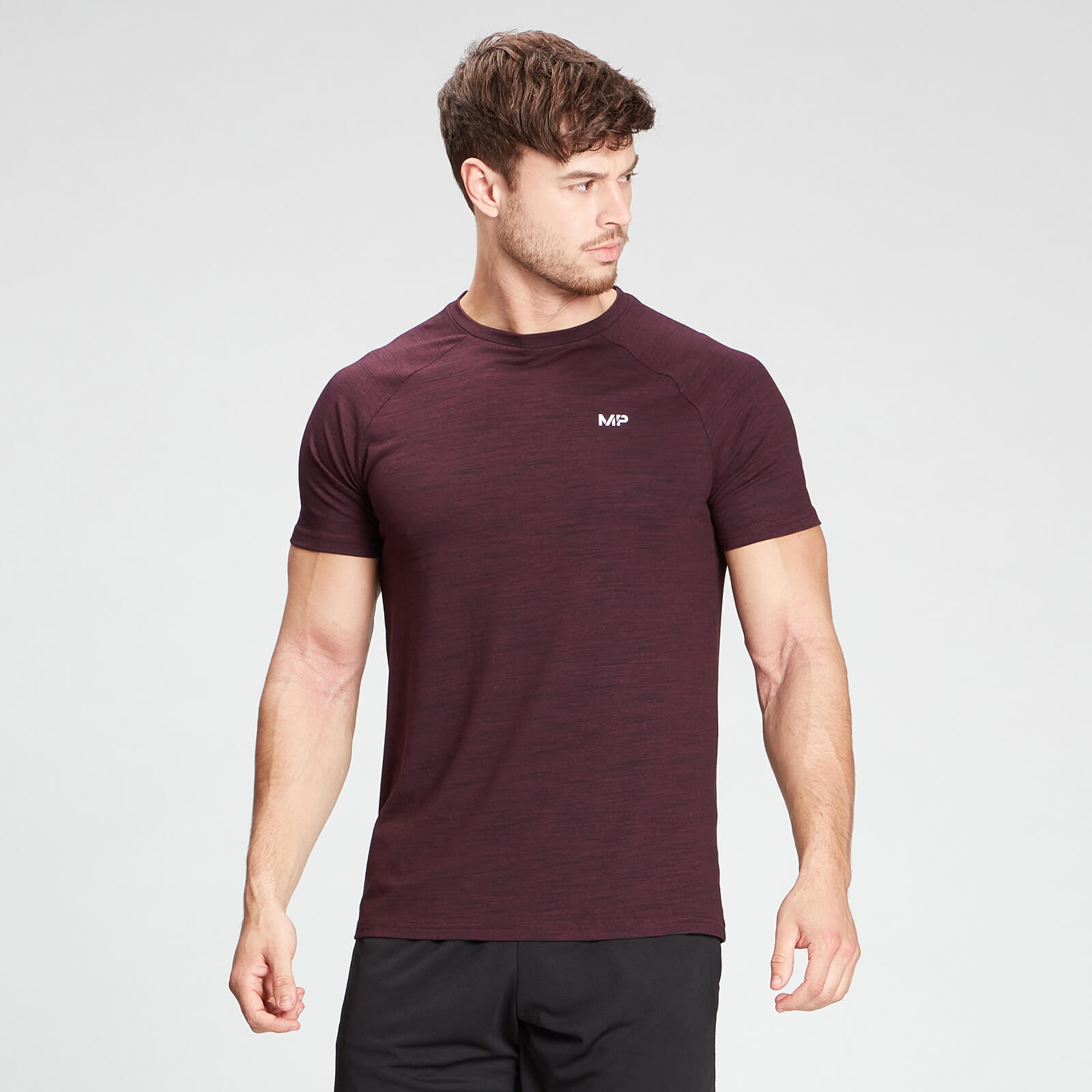 Купить MP Men's Performance Short Sleeve T-Shirt - Port Marl - XXL, Myprotein International