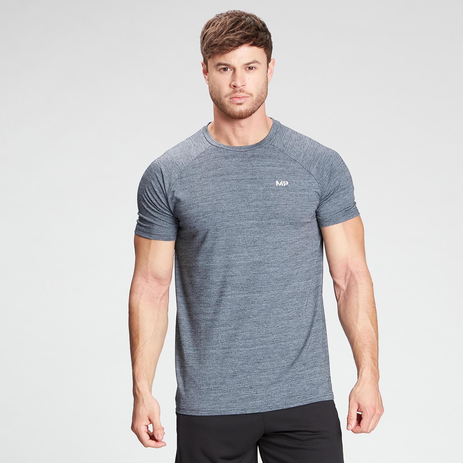 MP Men's Performance Short Sleeve T-Shirt - Galaxy Marl - XXL