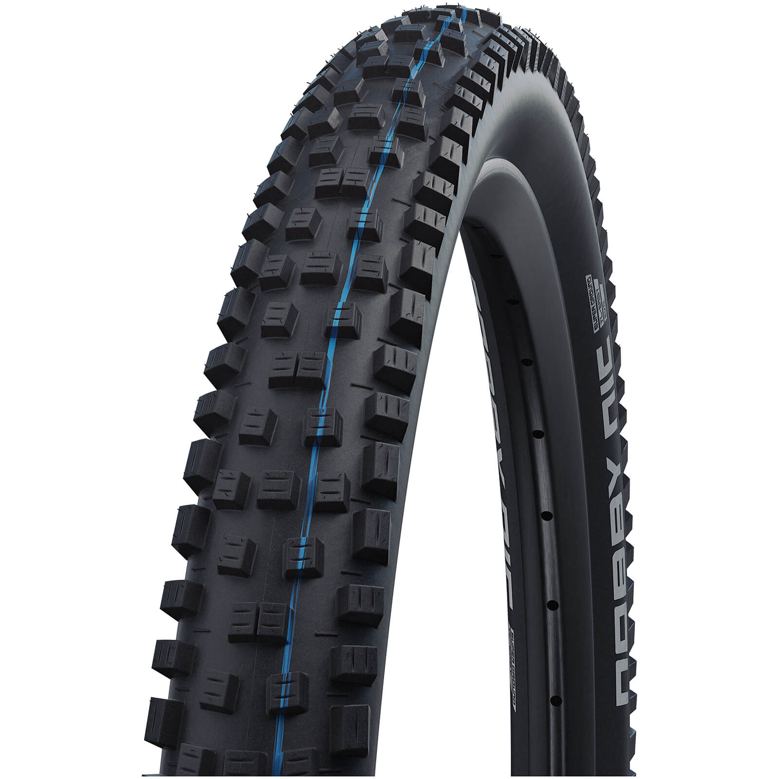 Schwalbe Nobby Nic Evo Super Trail Tubeless MTB Tyre - Black - 27.5in x 2.80in
