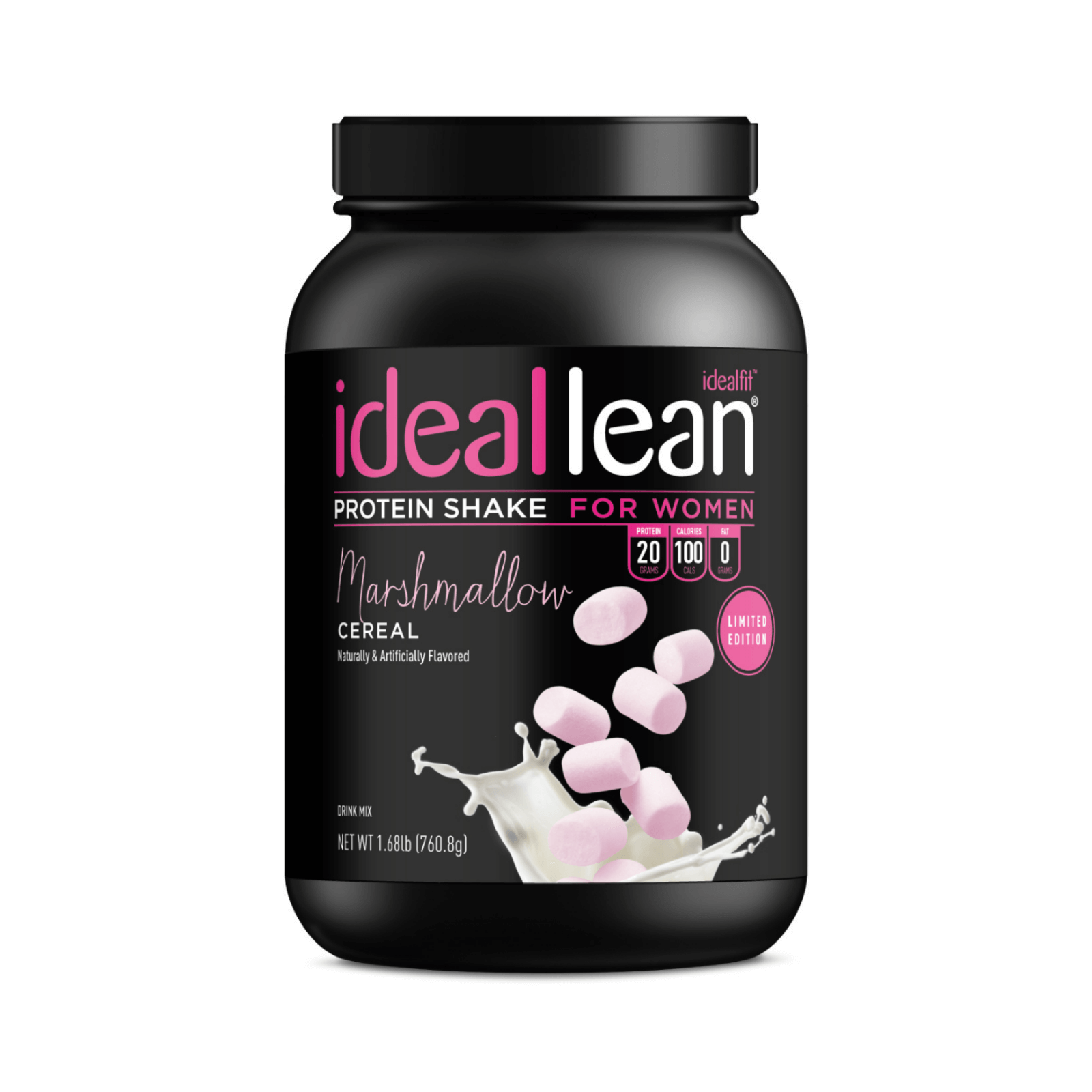 Ideallean Protein - Marshmallow Cereal - 30 Servings
